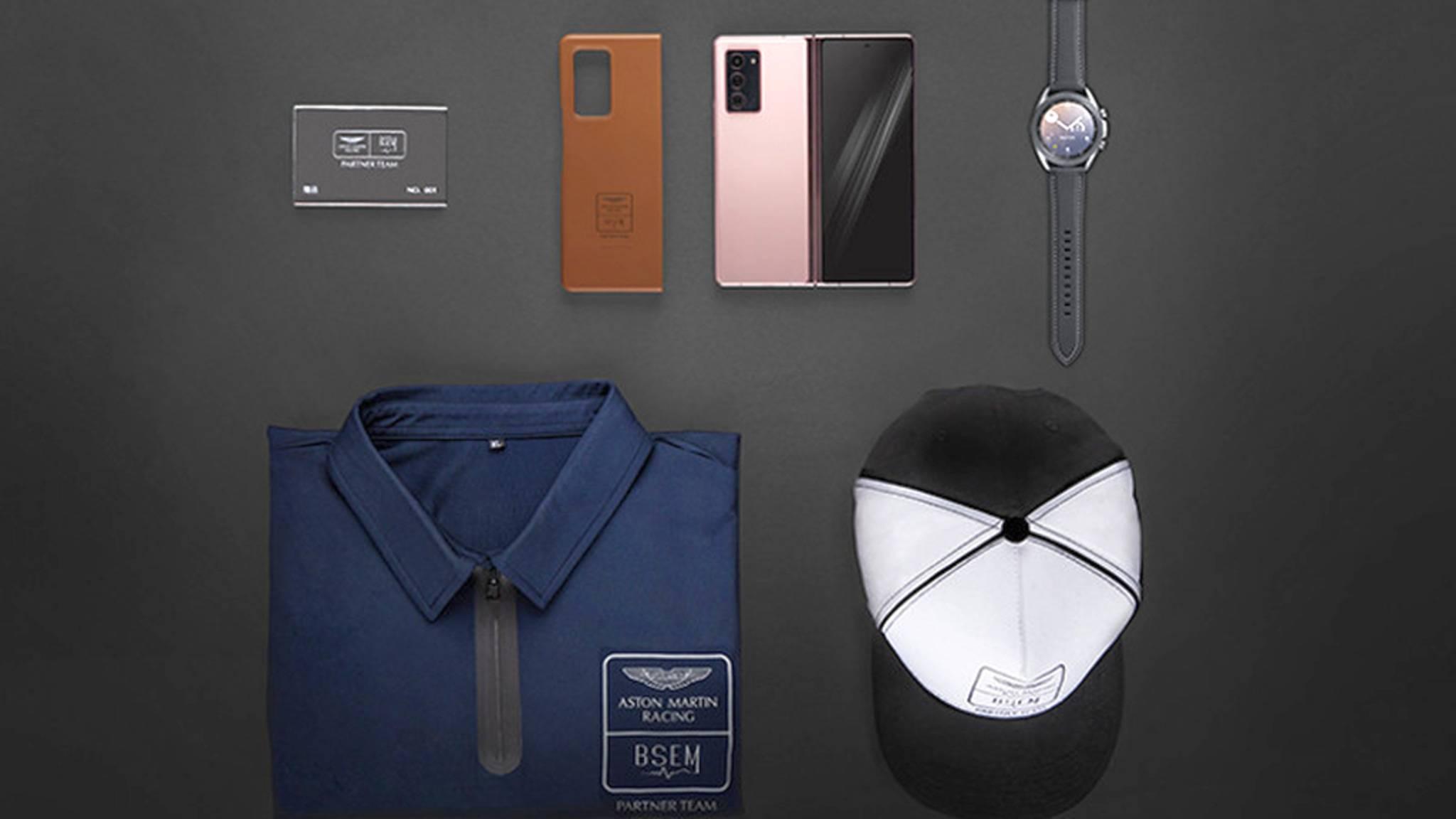 Samsung-Galaxy-Z-Fold-2-Aston-Martin-Racing-Edition