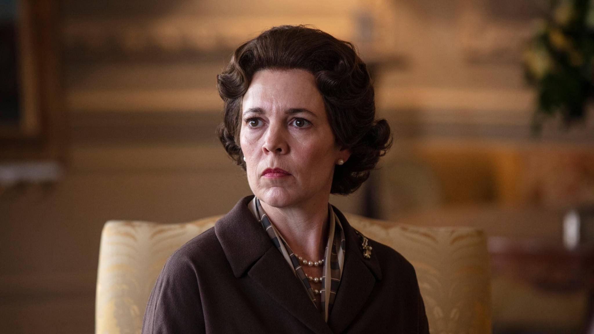 """Fernsehen ist eben keine Geschichtsstunde: """"The Crown"""" nimmt sich einige Freiheiten heraus."""