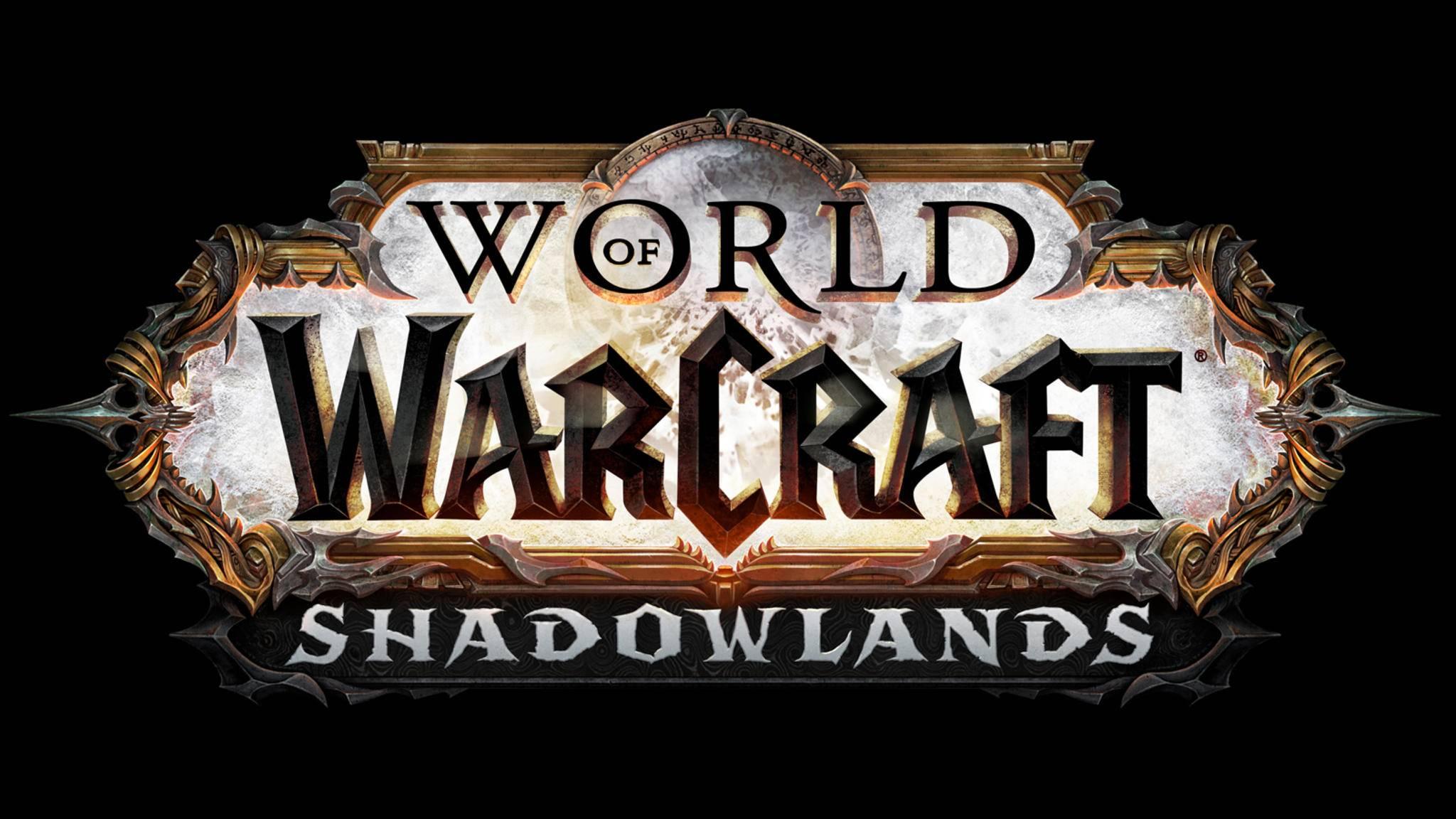 World of Warcraft Shadowlands Logo
