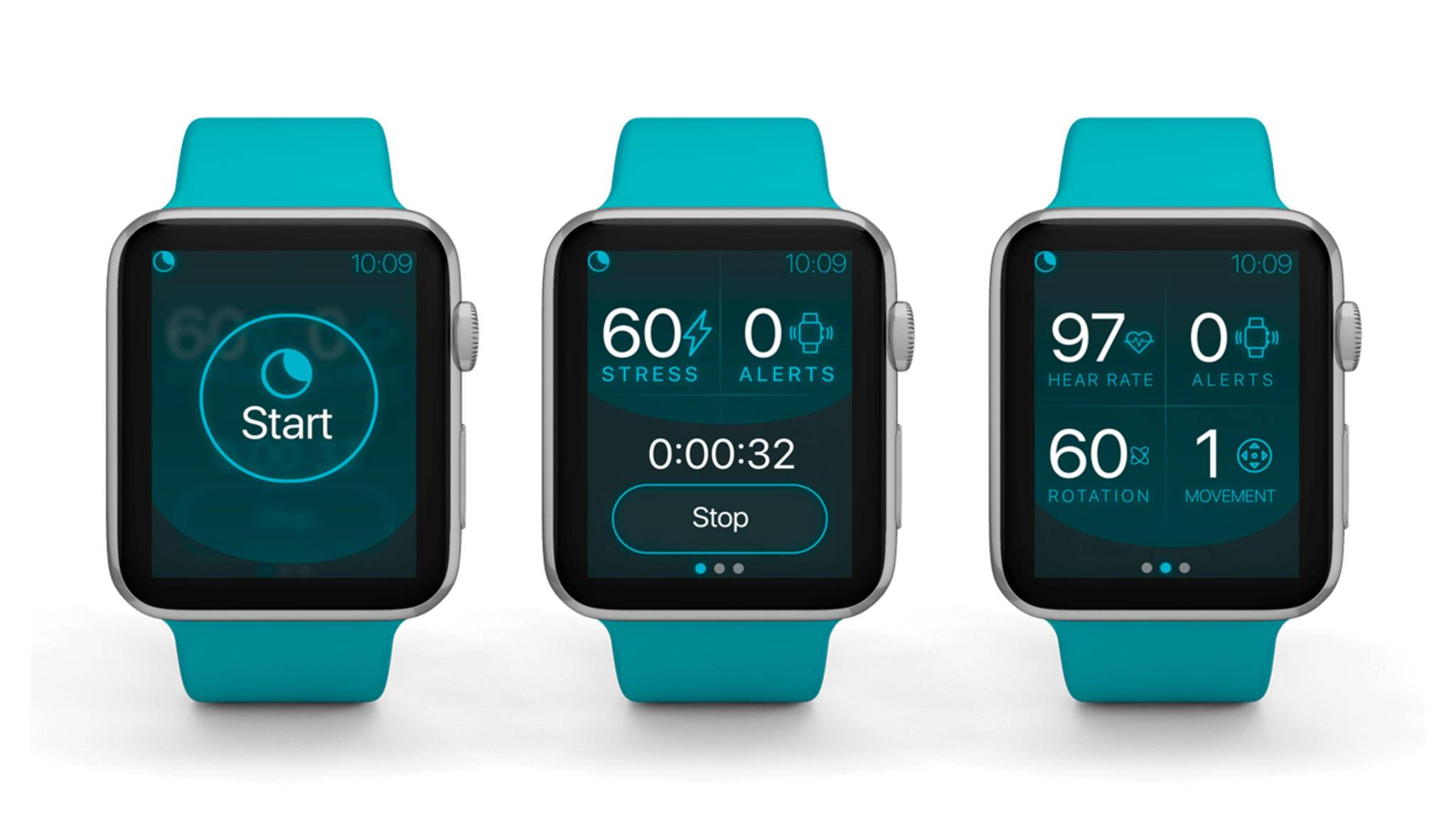 Diese Apple-Watch-App will Albträumen den Kampf ansagen.