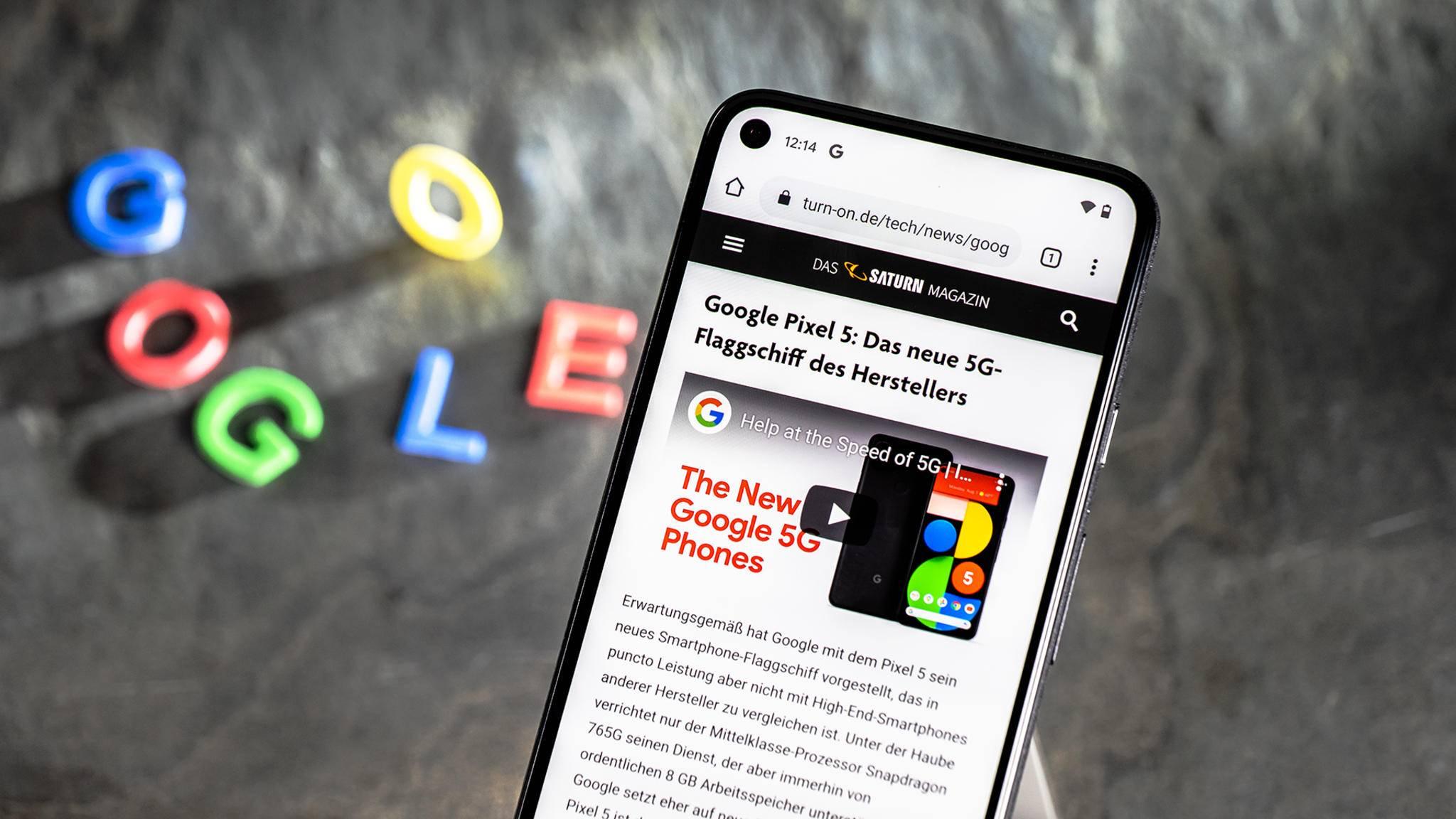 Mit Google Alerts bleibst Du stets über Deine Lieblingsthemen informiert.