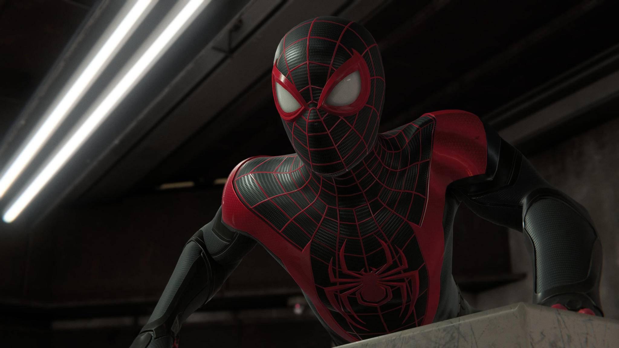 """In """"Marvel's Spider-Man: Miles Morales"""" ist Peter Parker im Urlaub."""