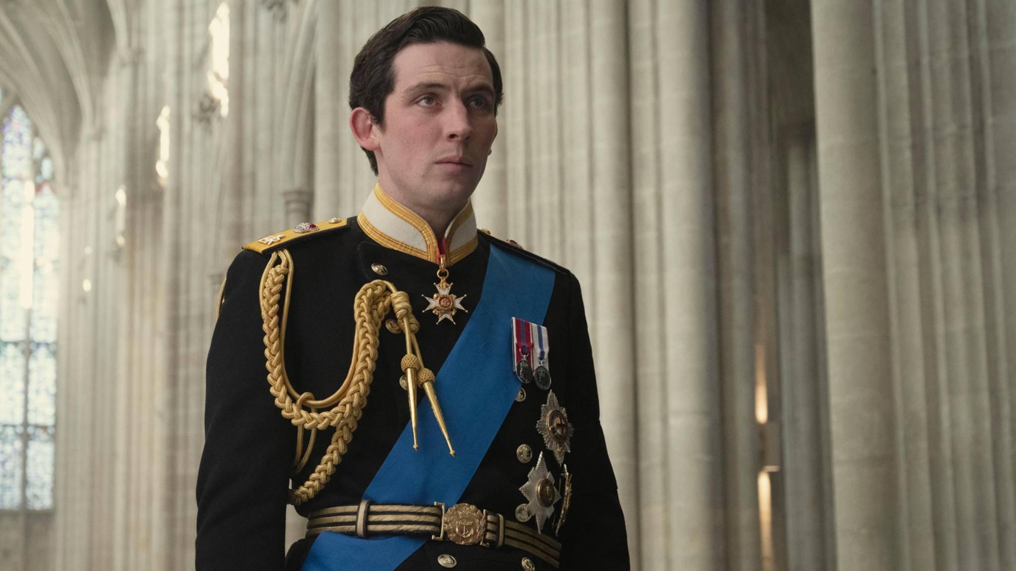 The Crown Prinz Charles JOSH O CONNOR