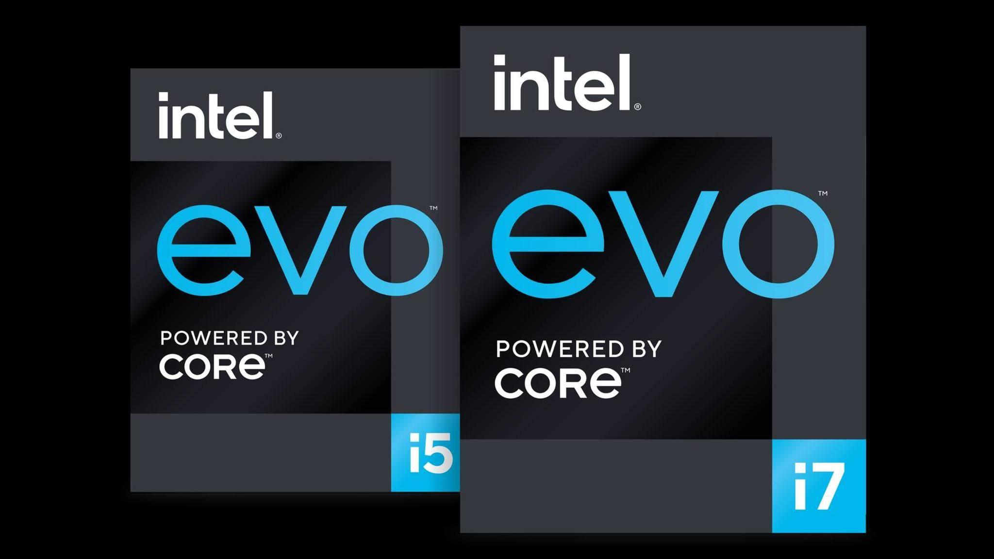 Die Intel-Evo-Plakette wird in Zukunft zahlreiche Laptops schmücken.