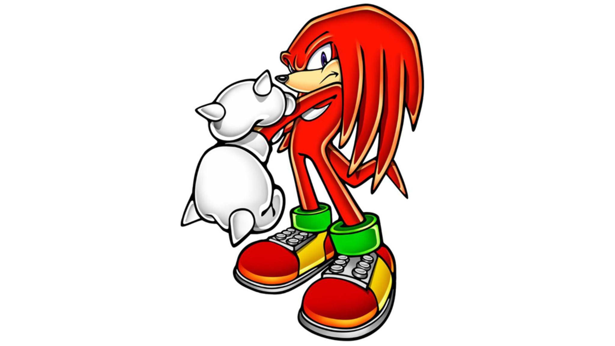 Knuckles Sonic the Hedgehog