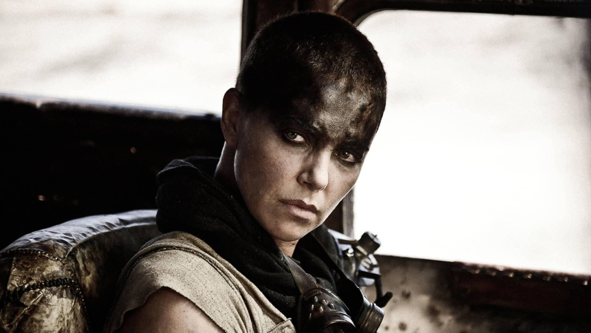 Mad Max Fury Road Charlize Theron als Furiosa