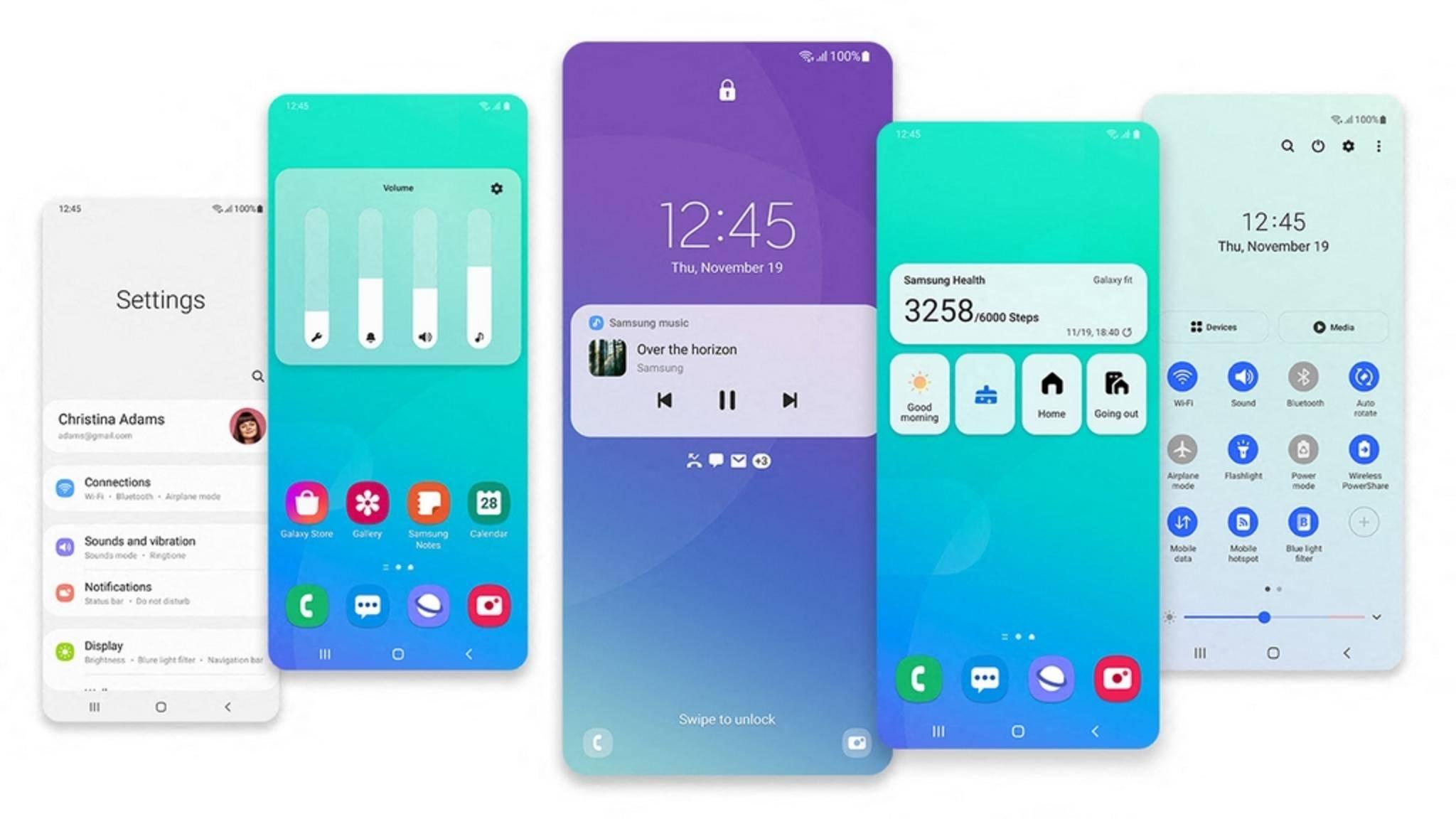 Samsung-One-UI-3