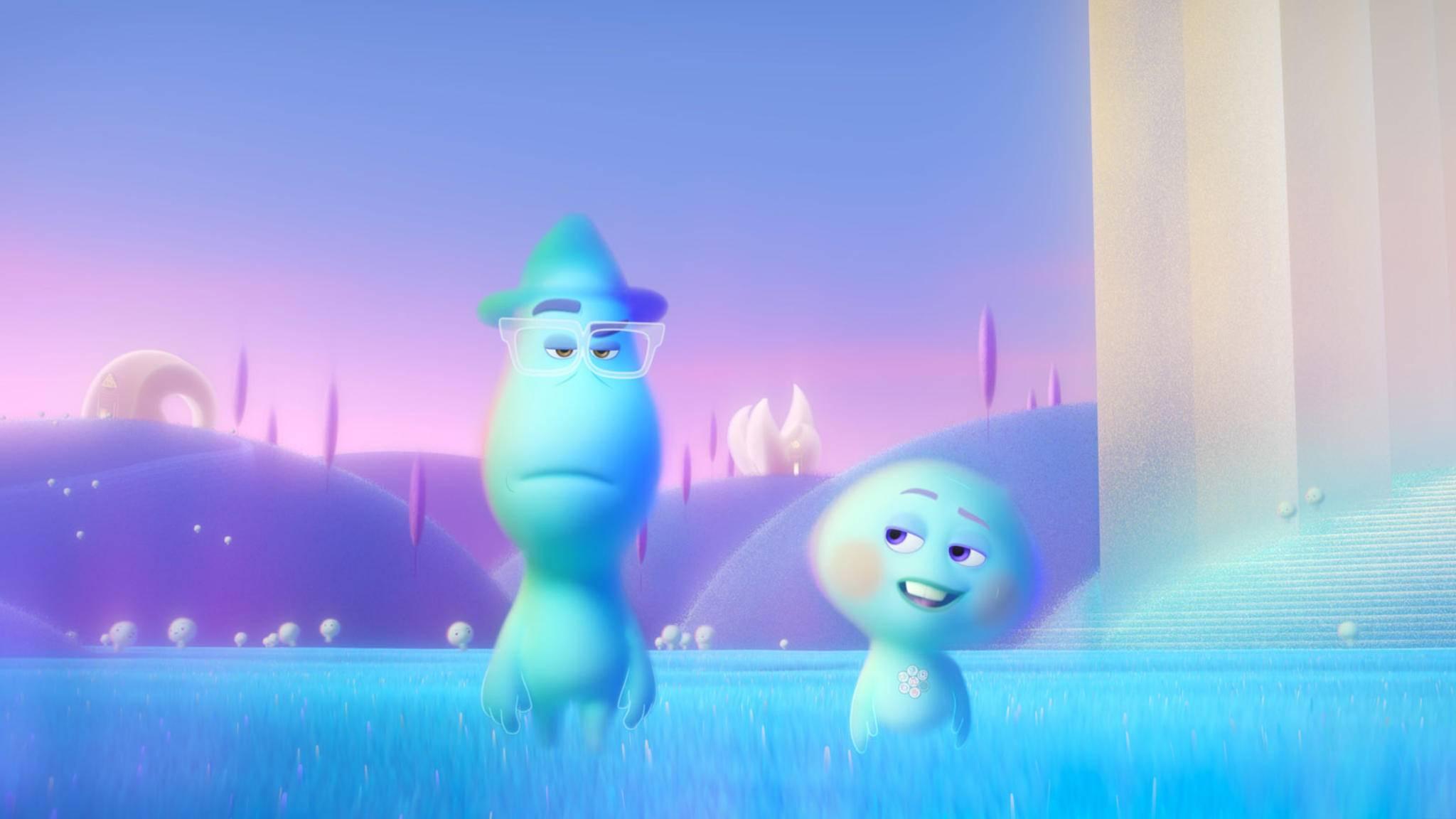"Pixars ""Soul"" gibt's ab dem 25. Dezember auf Disney+."
