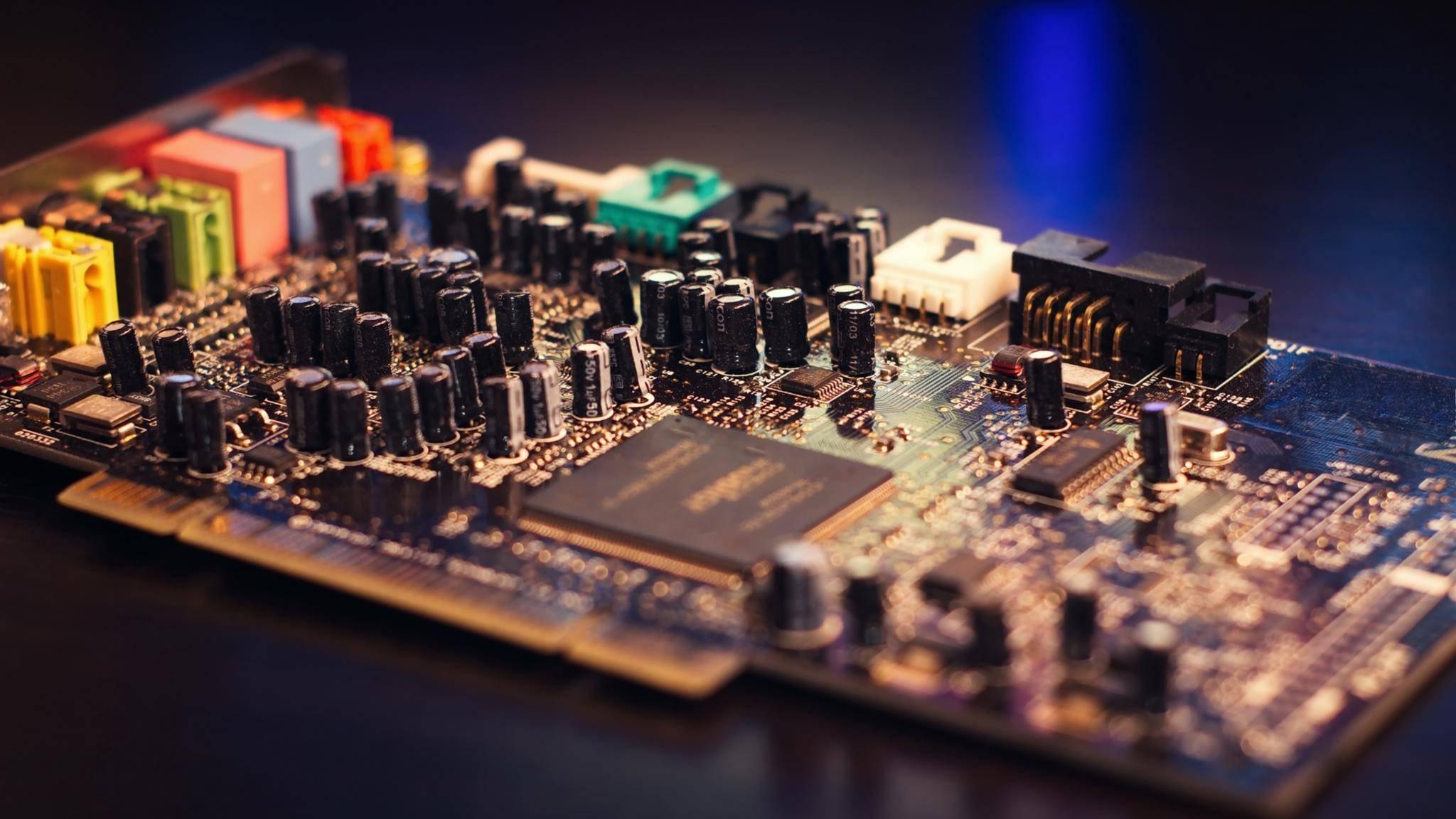 Eine Soundkarte kann den PC klanglich enorm aufwerten.