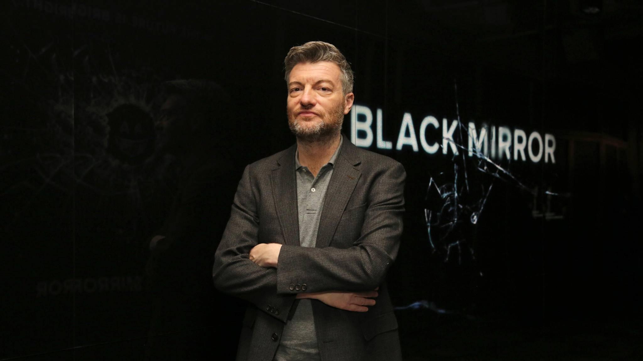 Charlie Brooker black mirror