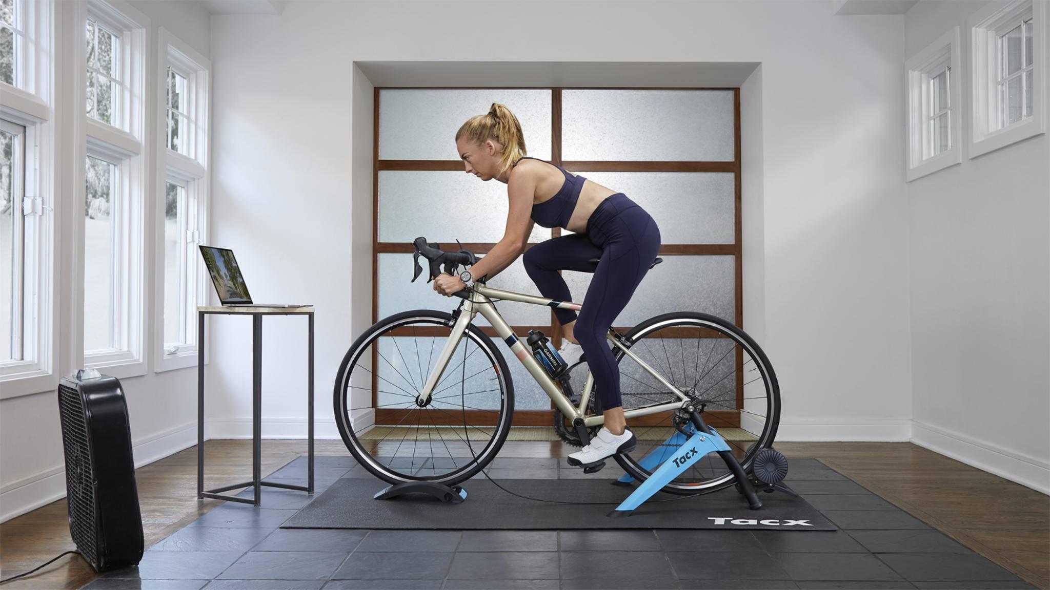 Garmin Tacx Boost Indoor-Trainer