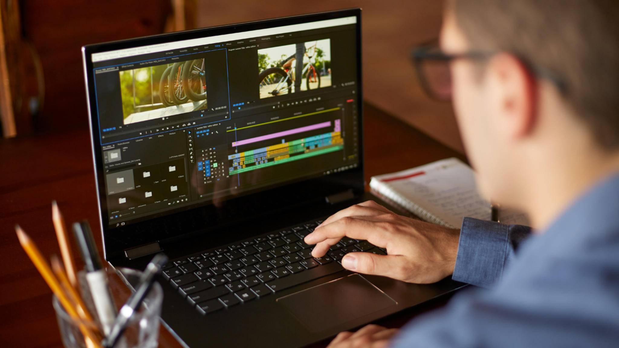 Wer einen mobilen Rechner zur Videobearbeitung sucht, findet hier 5 passende Laptops.