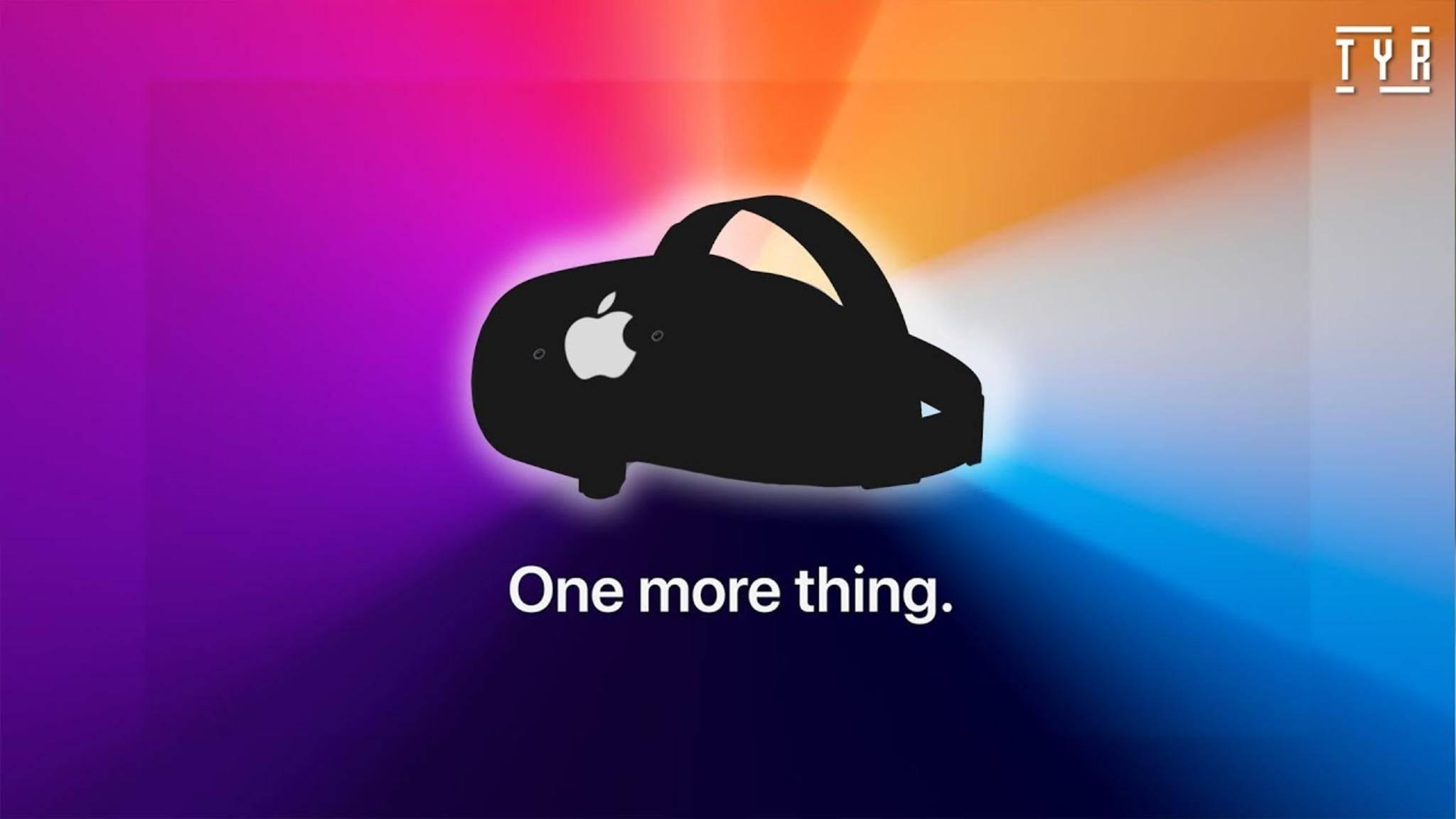 Apples VR-Brille soll unter anderem mit zwei 8K-Displays ausgestattet sein.