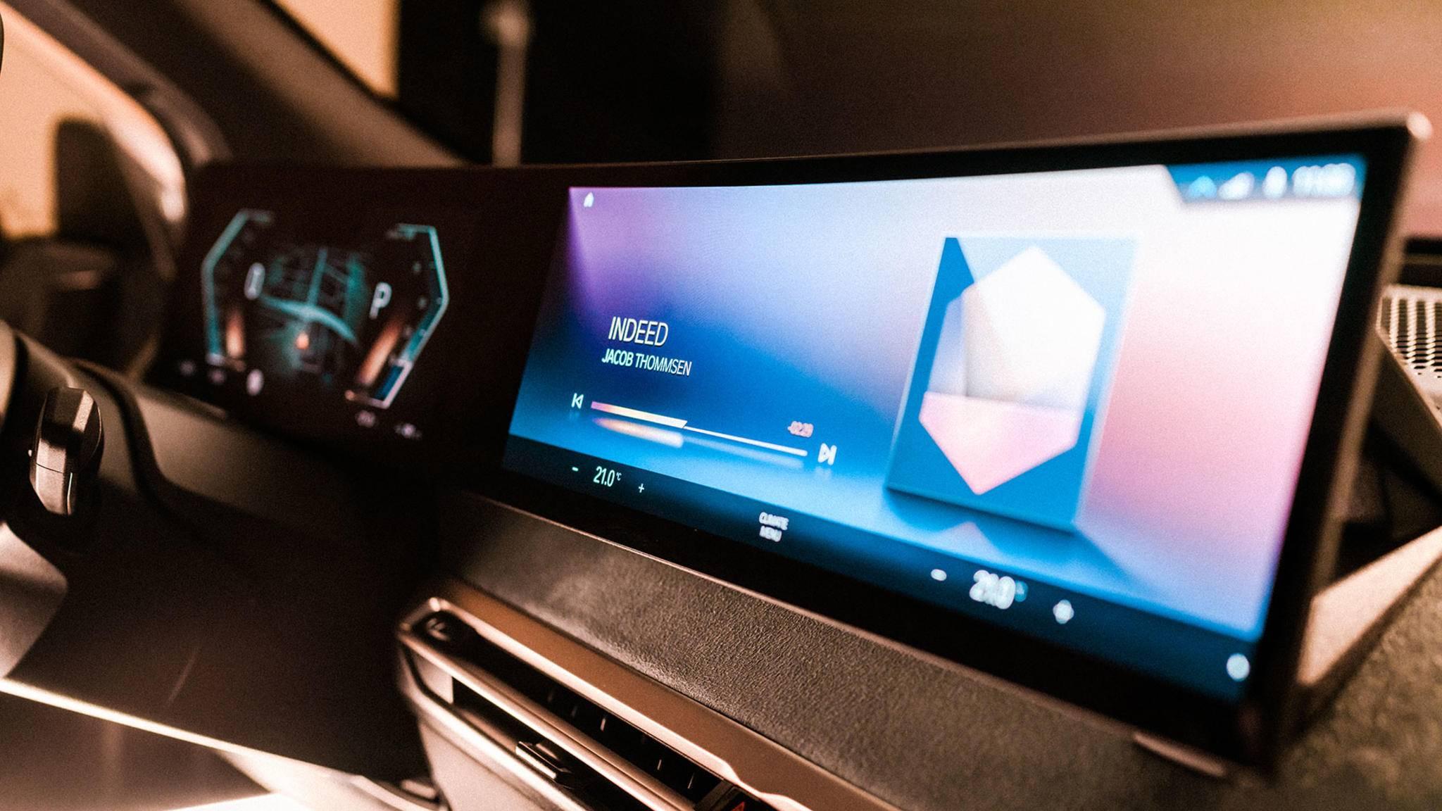 BMW-Fahrer können die Software ihres Fahrzeugs ganz einfach selbst aktualisieren.