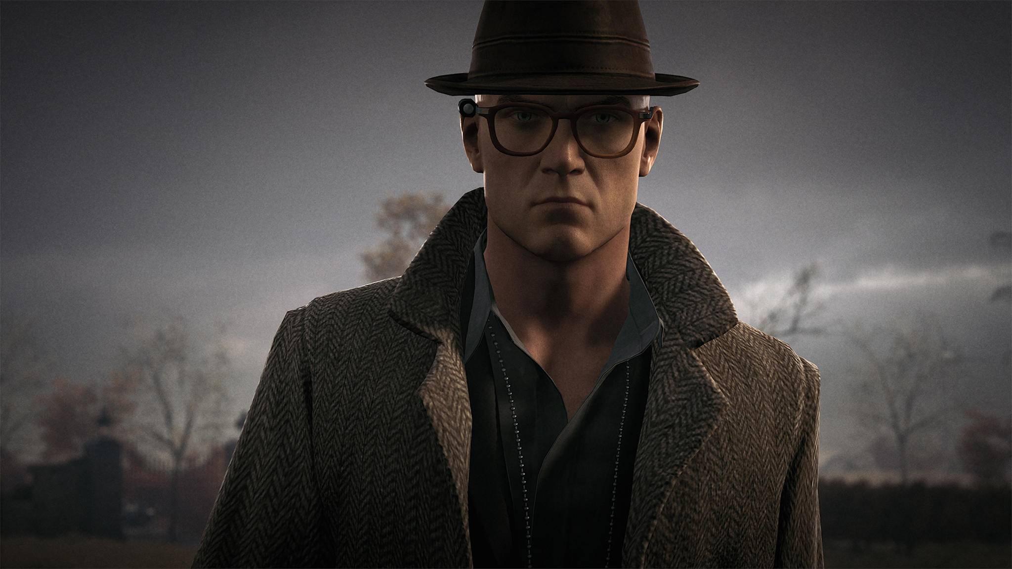 hitman 3 dartmoor agent 47 detektiv