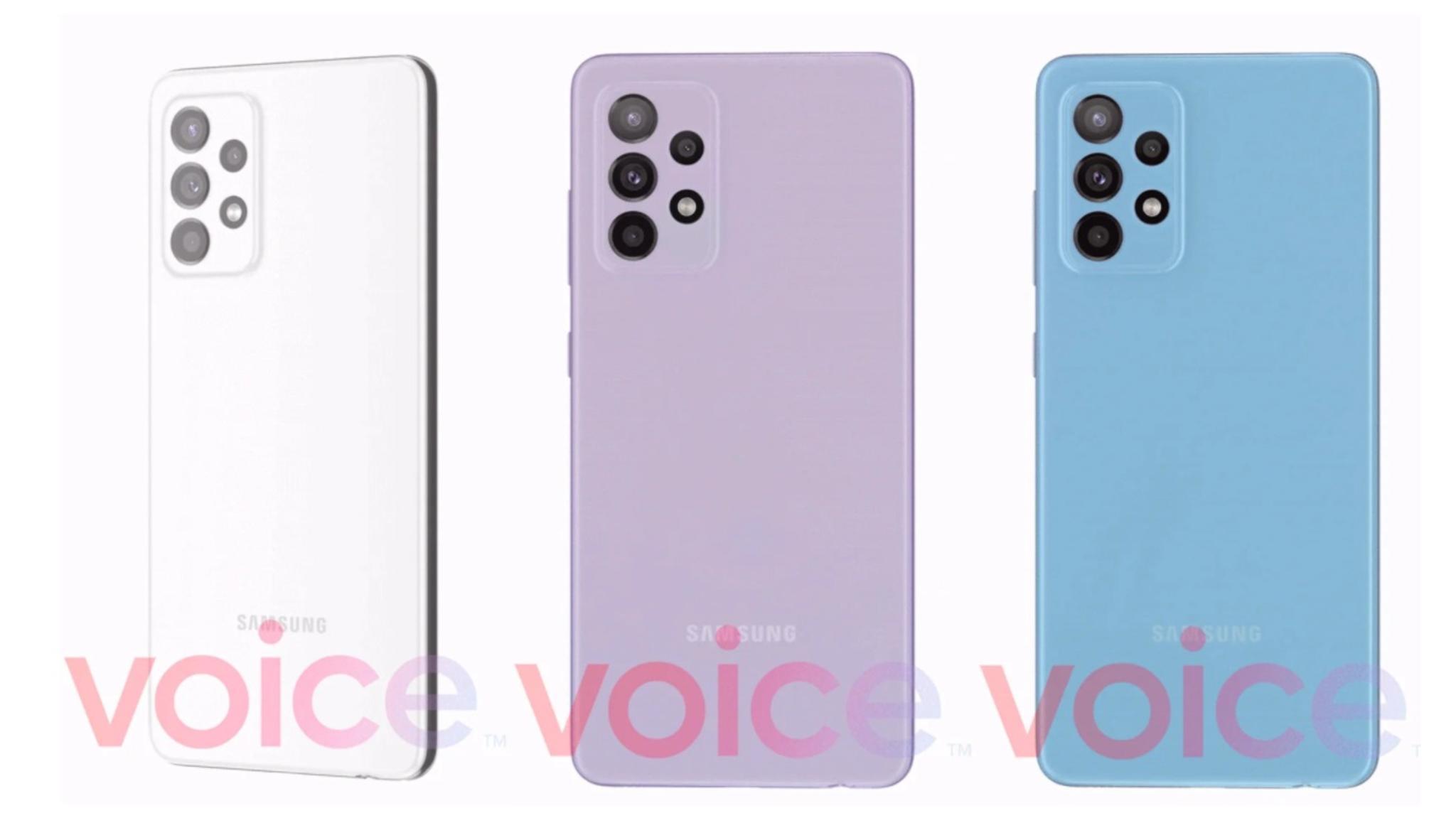 Galaxy-A52-5G-Leak-Farben