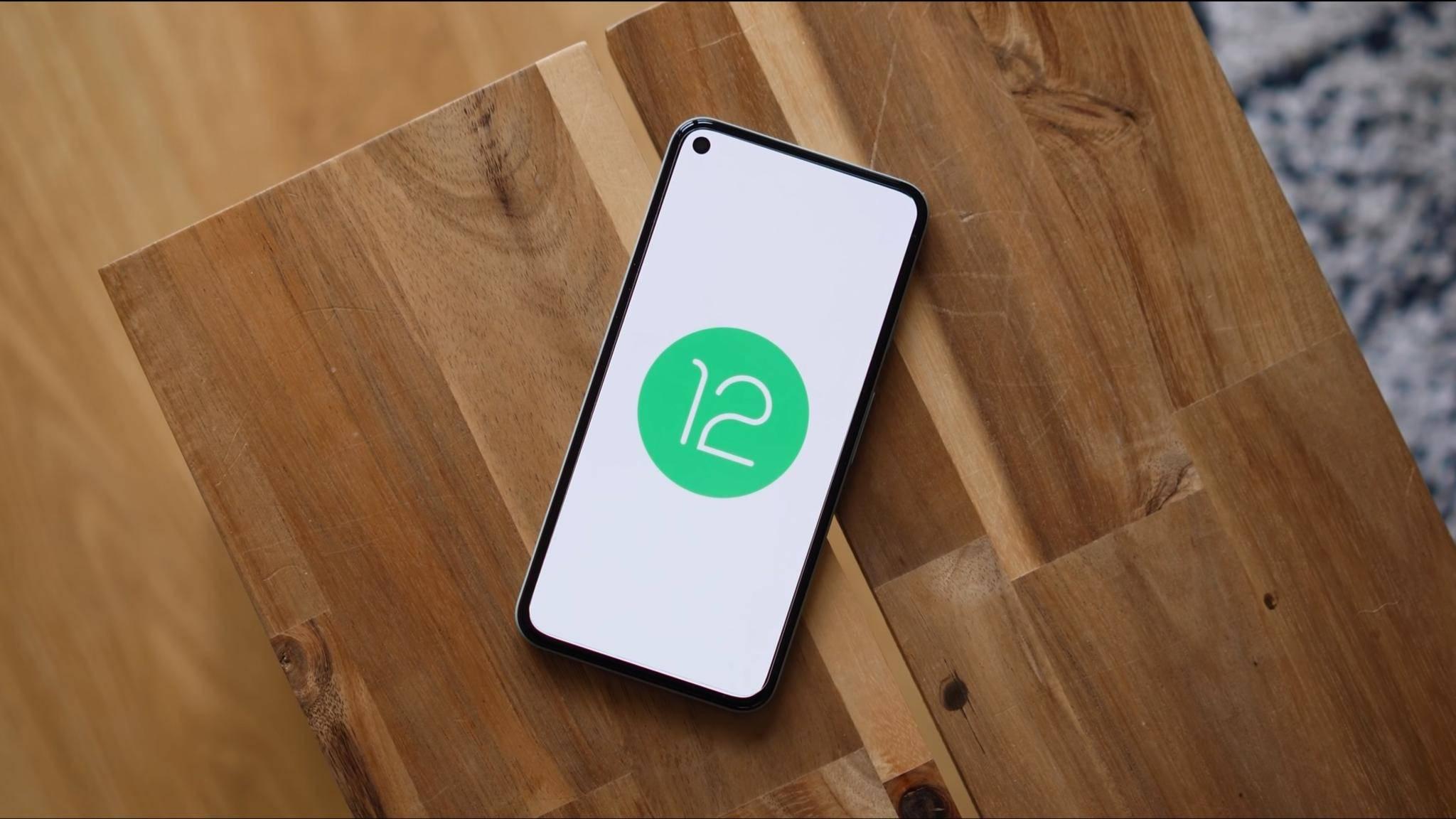 Android 12 dürfte Anfang Oktober zunächst auf Pixel-Smartphones erscheinen.