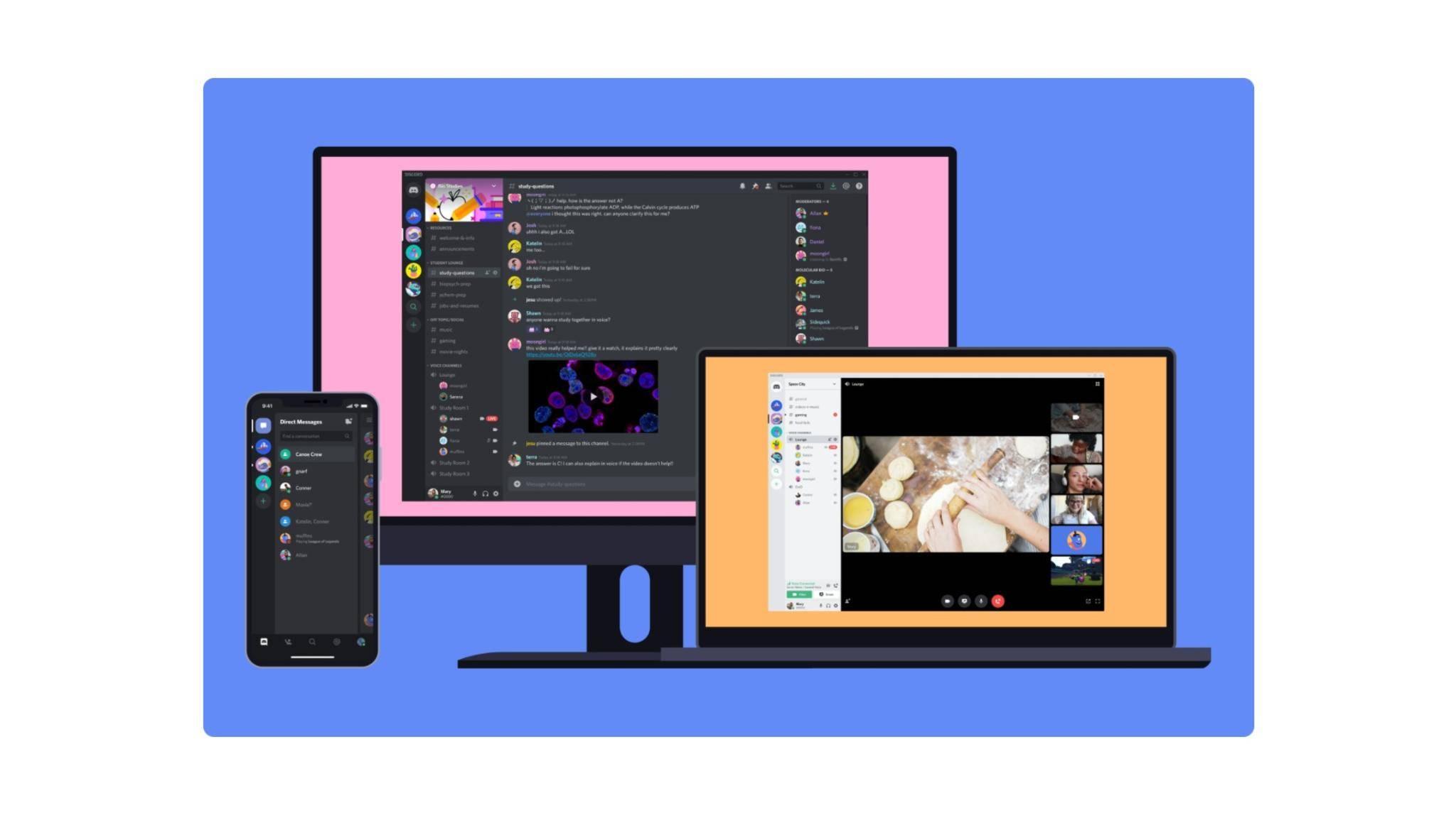 discord-systeme-handy-pc-laptop