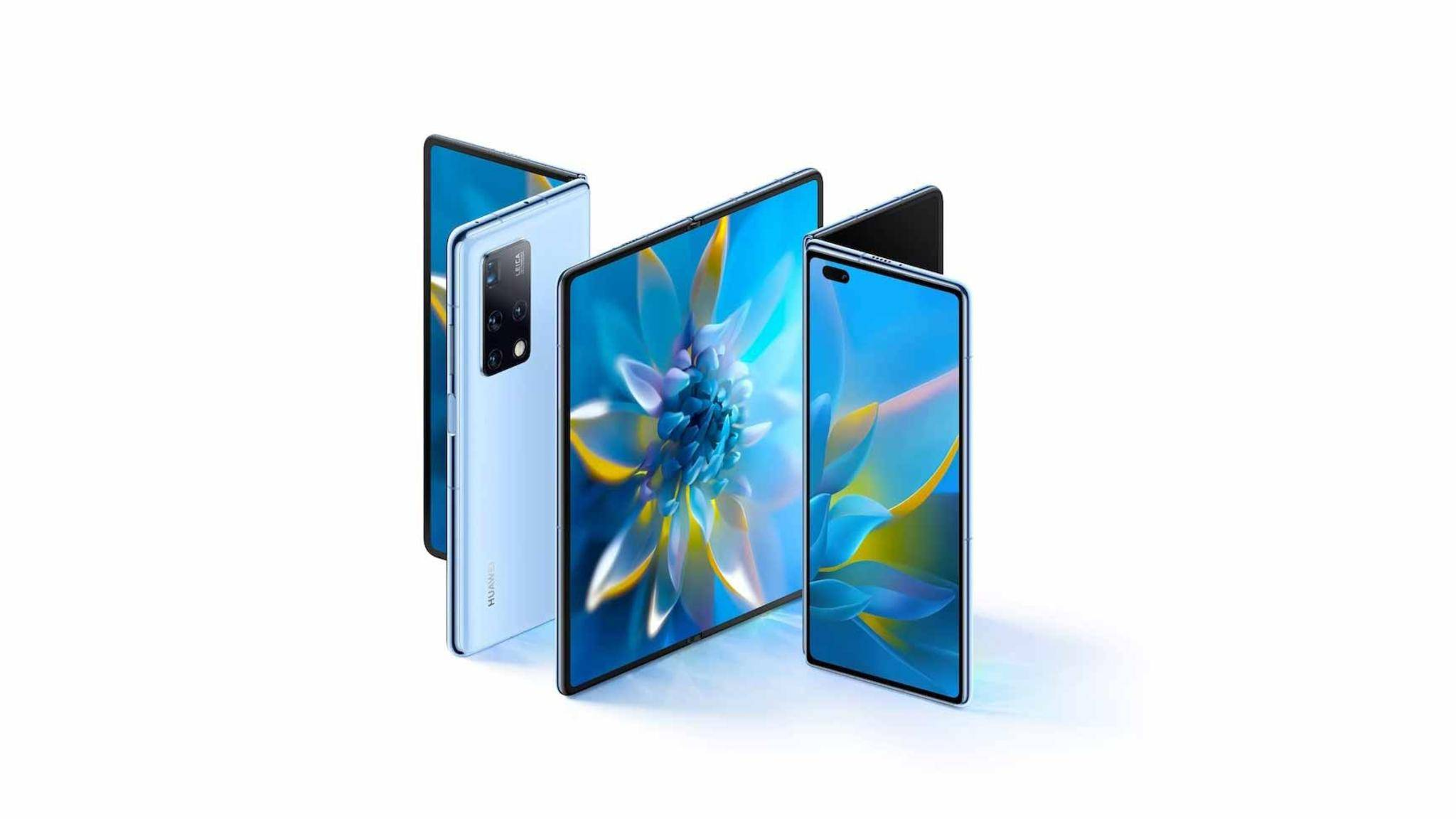 Das Huawei Mate X2 kostet umgerechnet gut 2.300 Euro – aber ein Deutschland-Release ist noch nicht bestätigt.