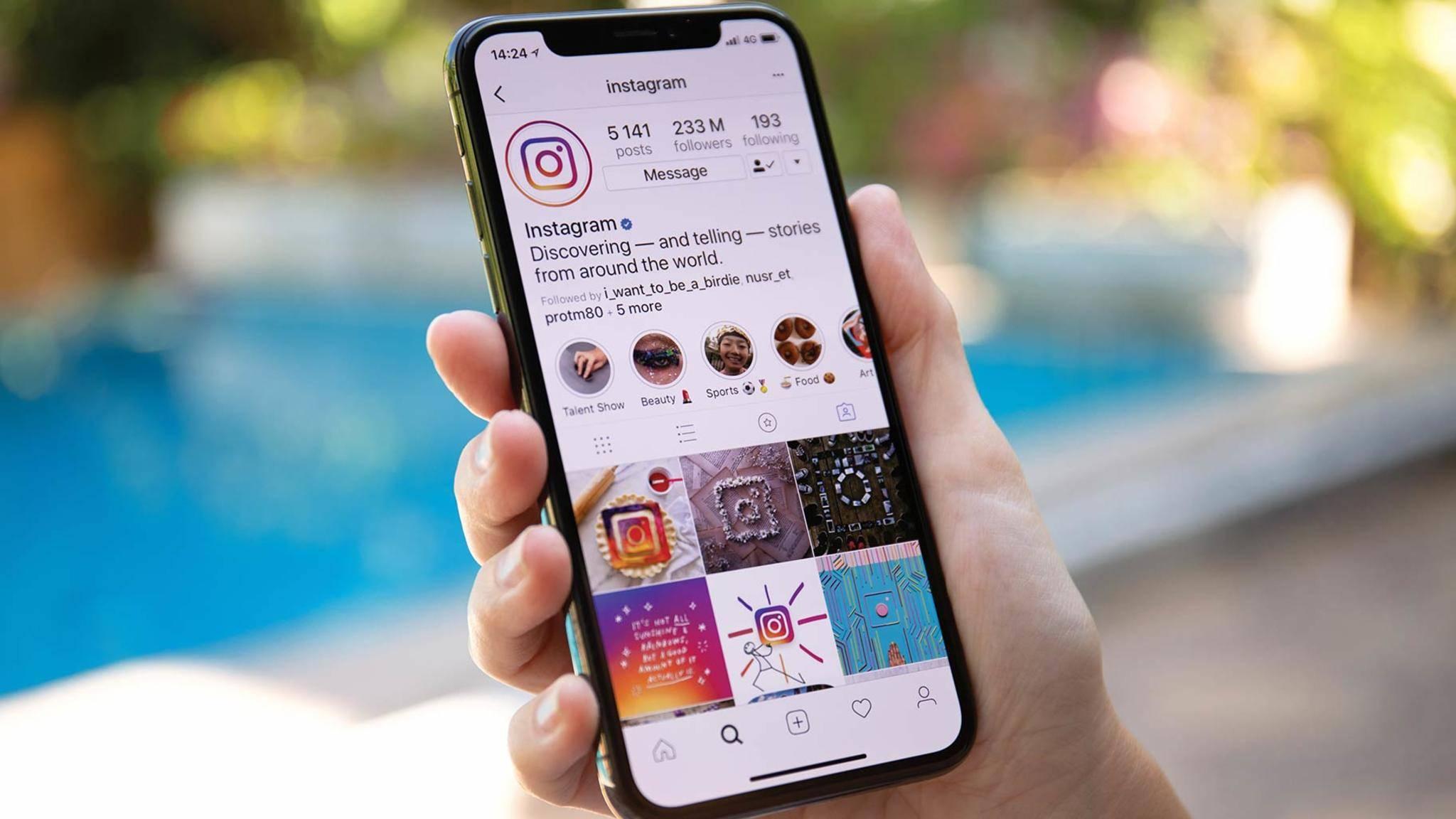 Hier erfährst Du, wie der Verifizierungsprozess bei Instagram funktioniert.
