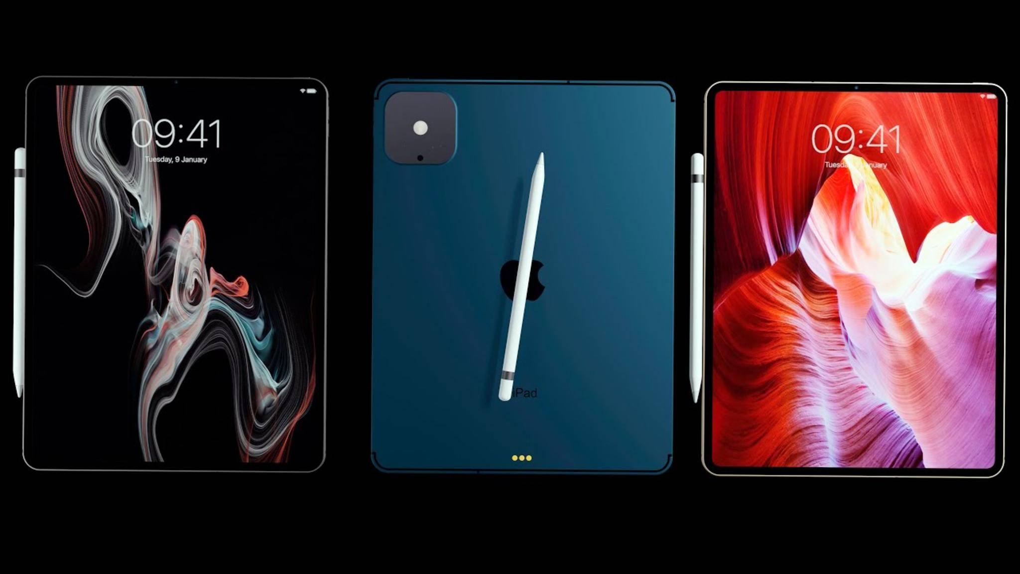 Apple-Fans dürfen sich im März wohl auf ein neues iPad Pro freuen, vermutlich mit Mini-LED-Display.