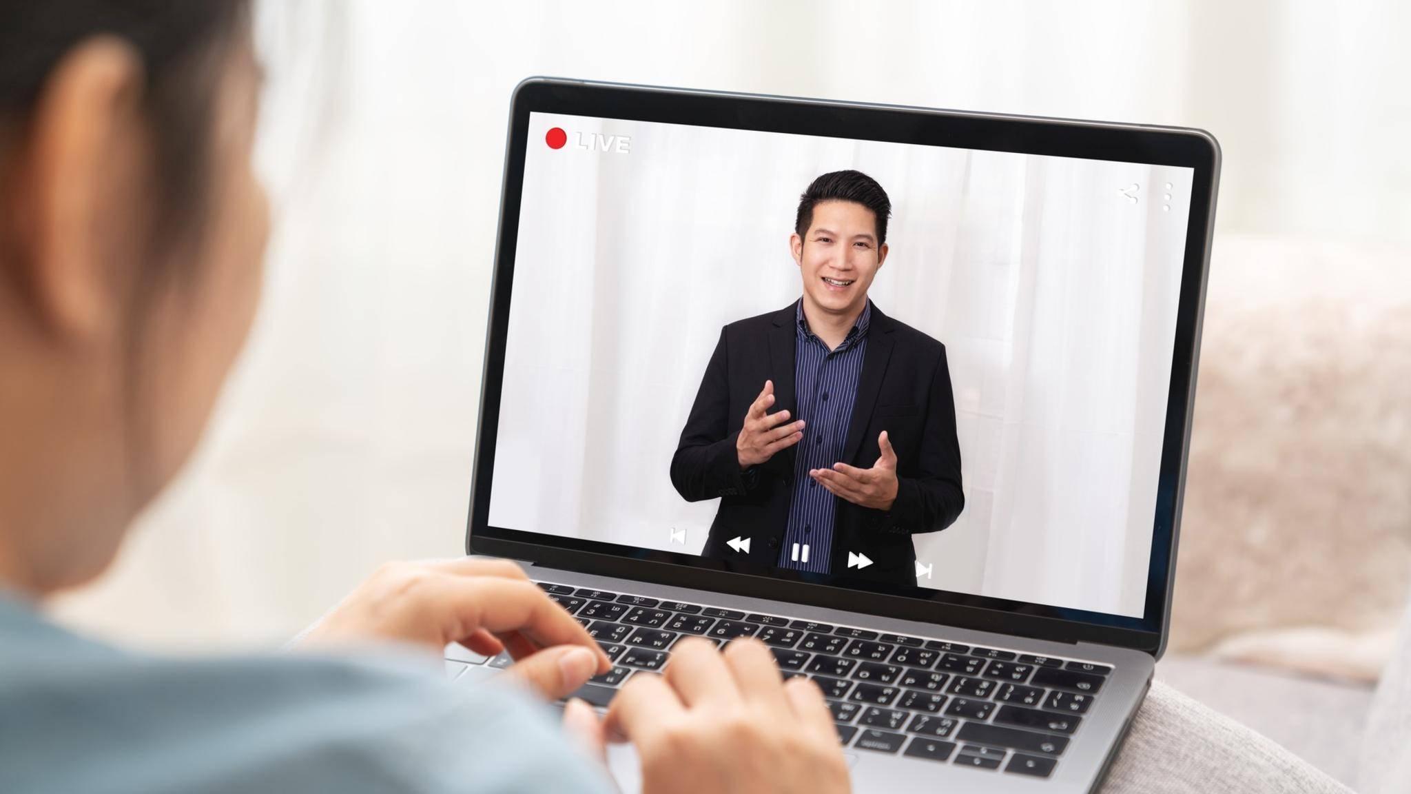 Laptop Notebook Lautsprecher Sound Audio Videokonferenz Videocall