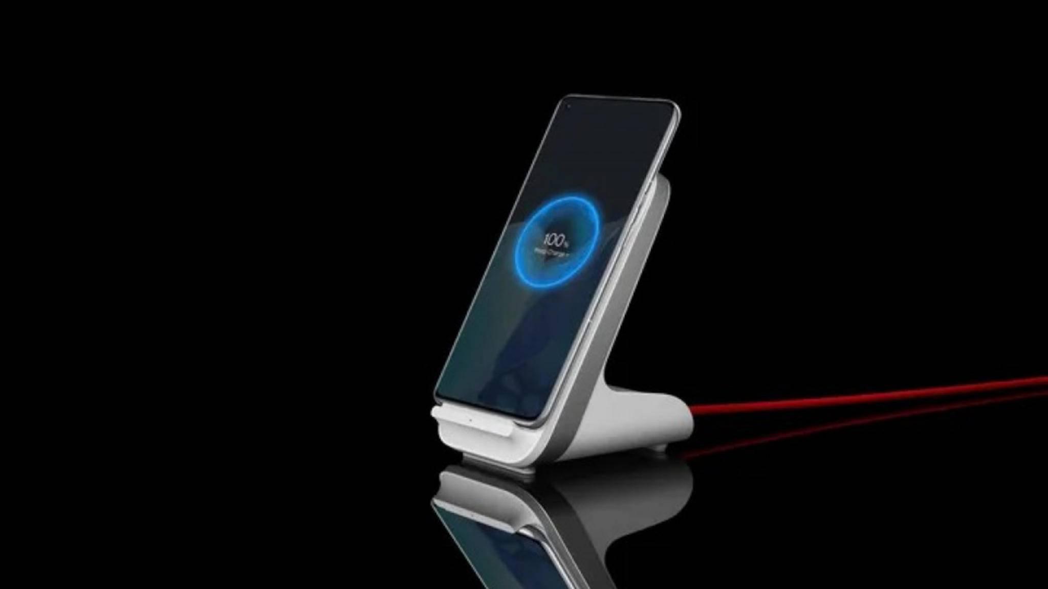 OnePlus 9 Pro Wireless Charging