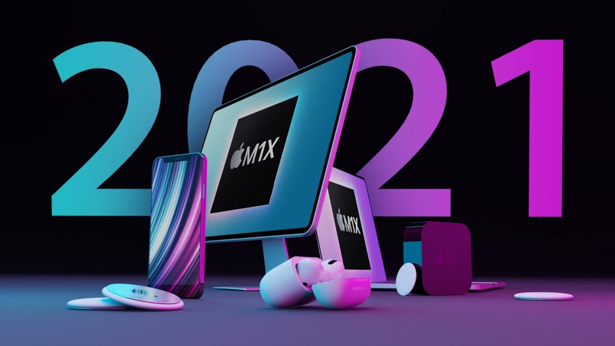 Der erste Apple-Event des Jahres findet am 20. April statt.