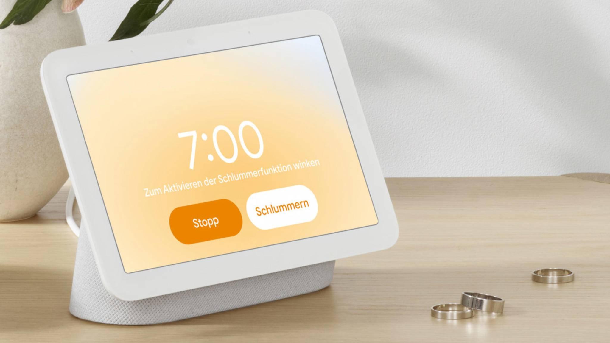 Misst jetzt auch Dein Schlafverhalten – mithilfe eines radargestützten Sensors.