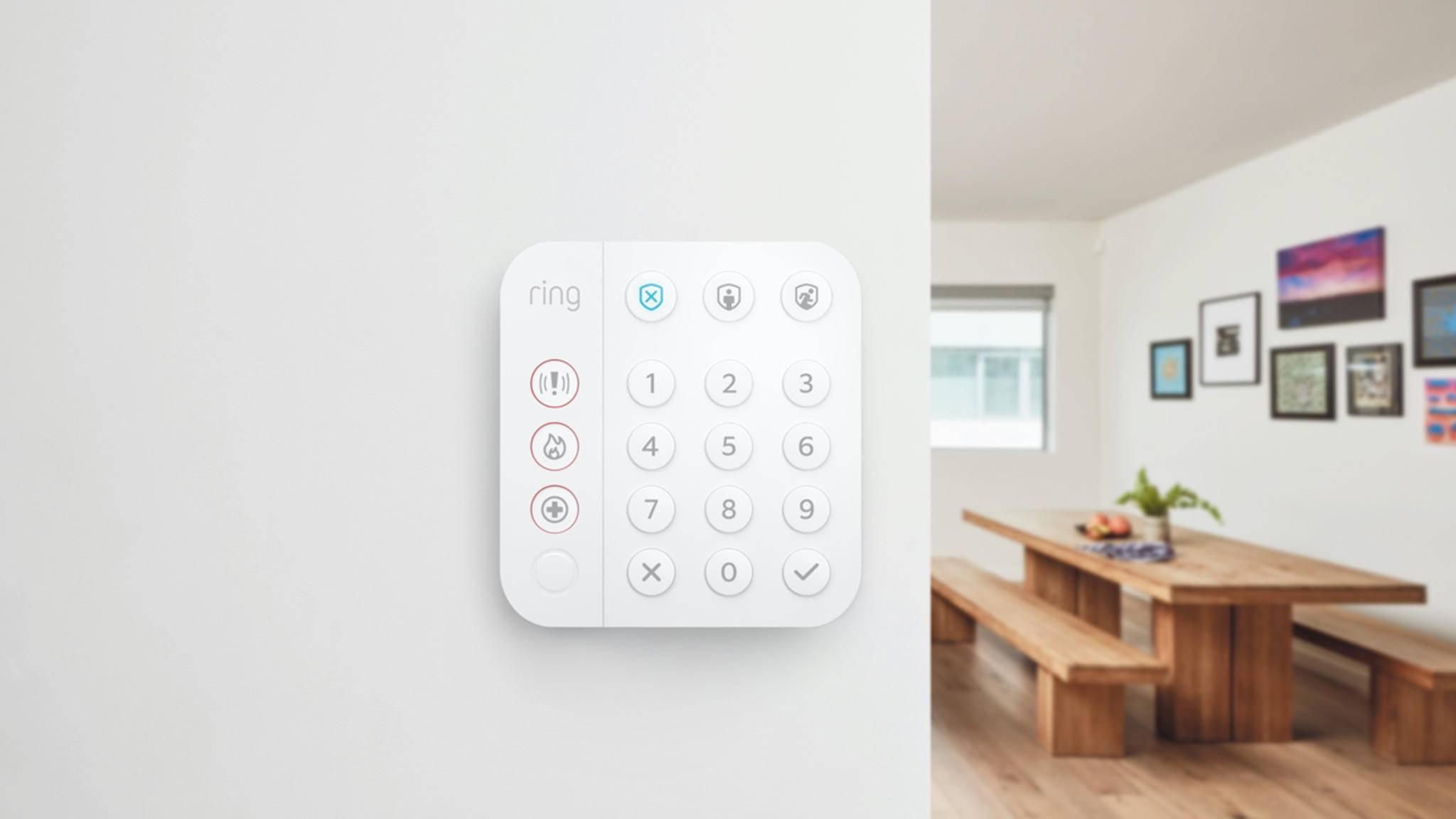 Die zweite Generation von Ring Alarm soll sich nahtlos in jedes Zuhause einfügen.
