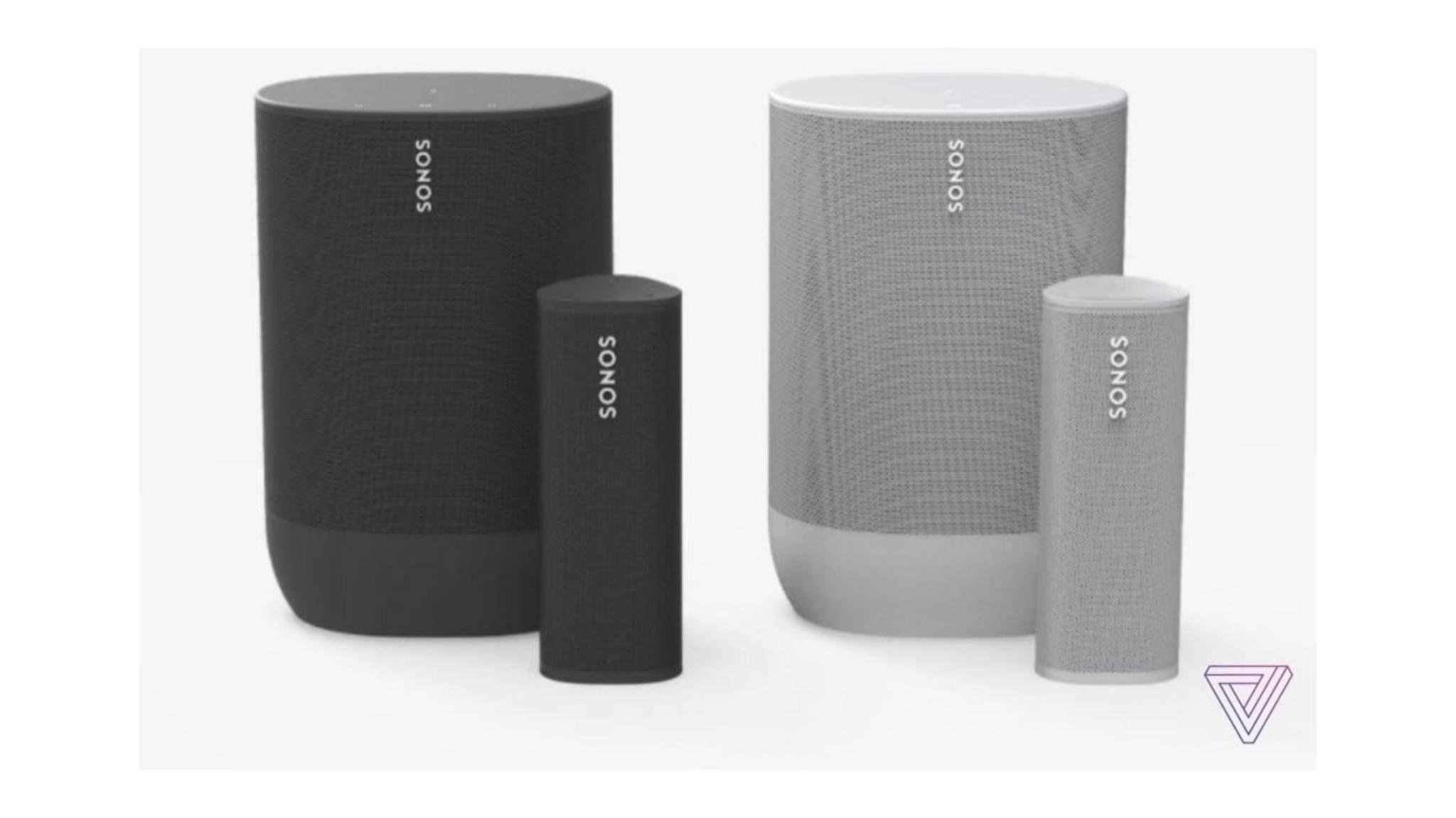 Kompakter und günstiger als der Sonos Move: der Roam steht kurz vor dem Release.