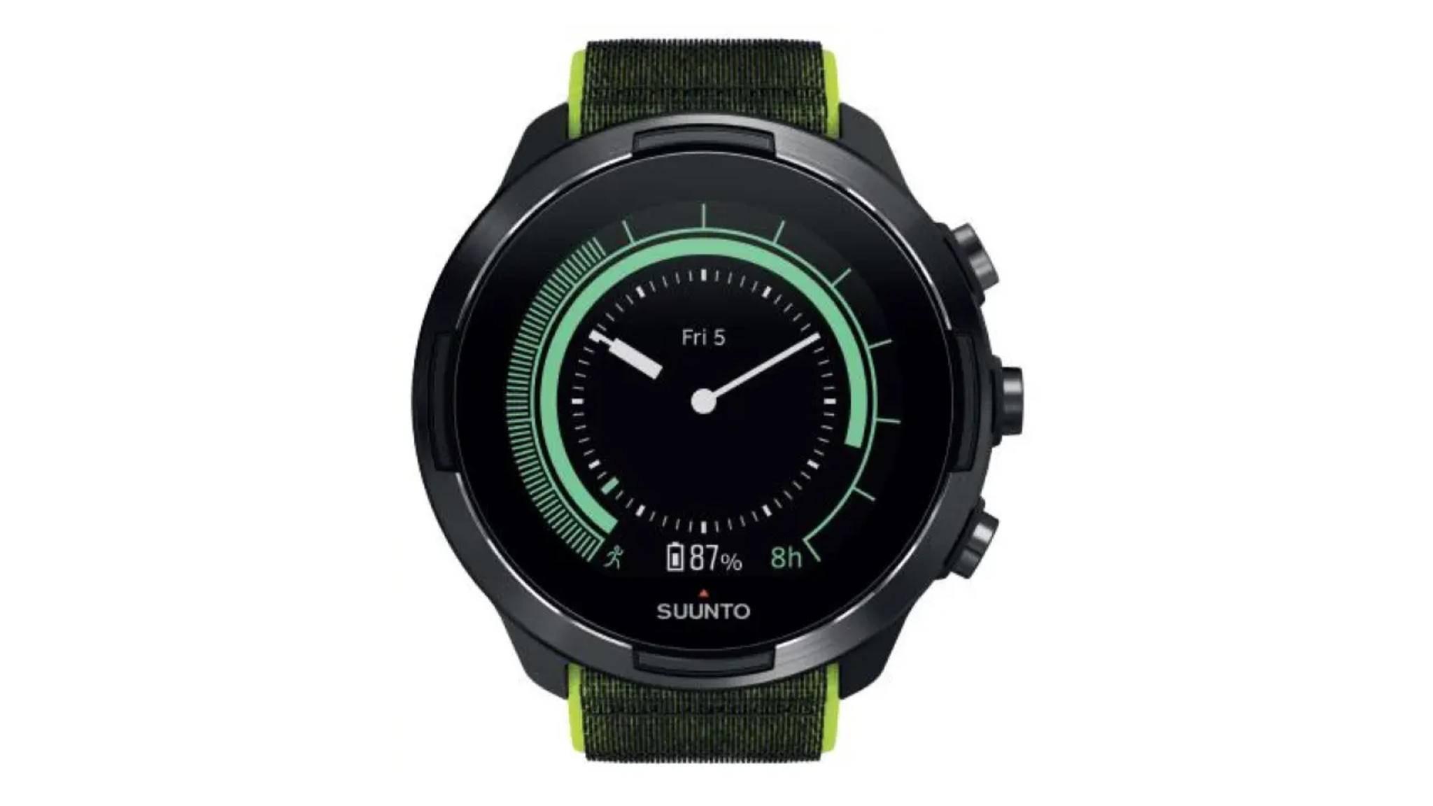 Zuwachs für die Sunnto-9-Produktlinie: die Suunto 9 Peak.