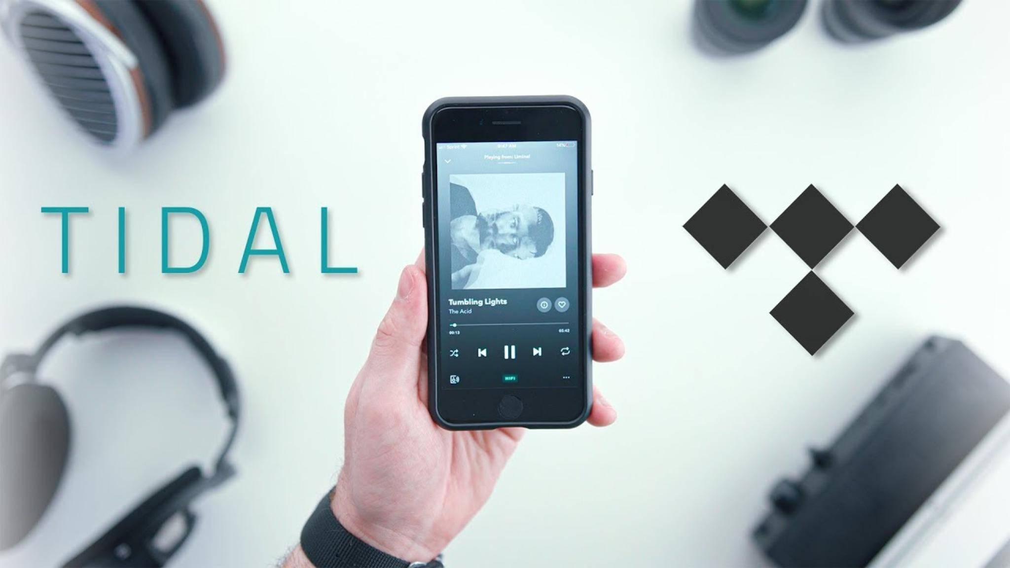 Tidal ist ein Musik-Streamingdienst, der sich erstklassiger Soundqualität verschrieben hat.