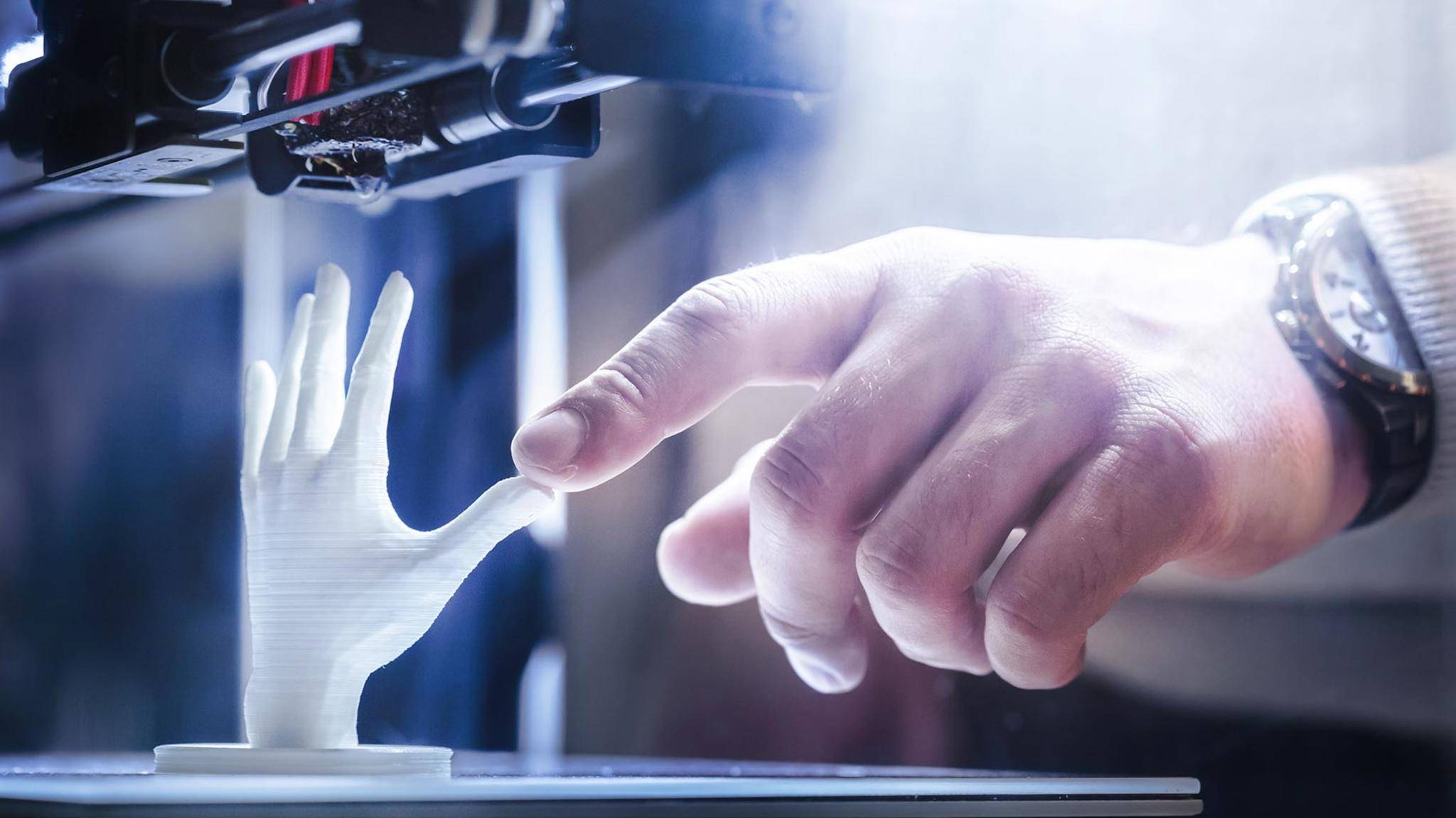 Wir helfen bei Problemen mit Deinem 3D-Drucker.