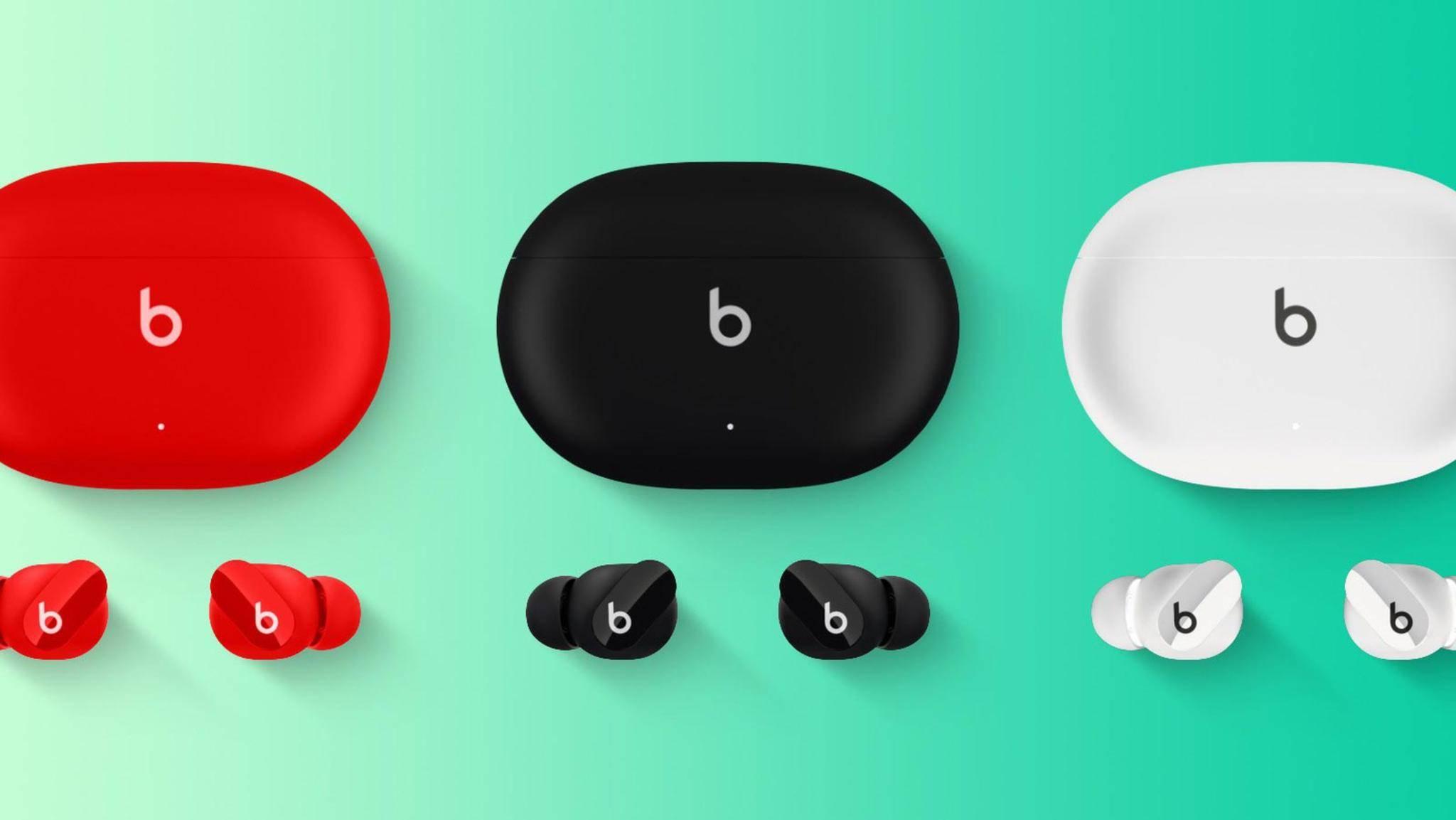Kompakter und ohne Ohrbügel: So sollen die neuen Beats-Kopfhörer aussehen.
