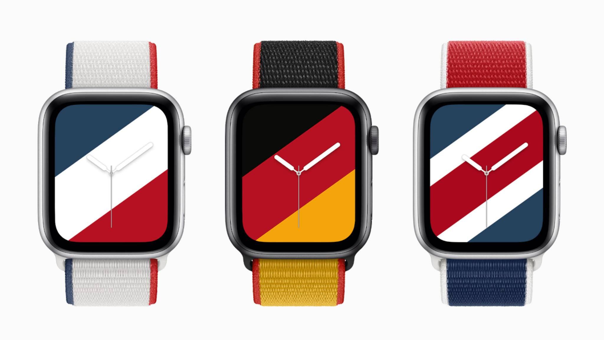 Apple-Watch-Armbänder