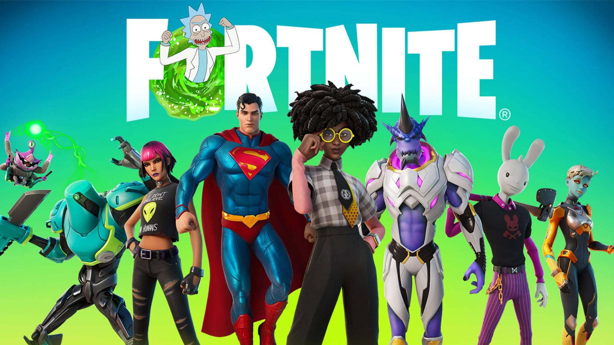 Fortnite Season 7 Kapitel 2