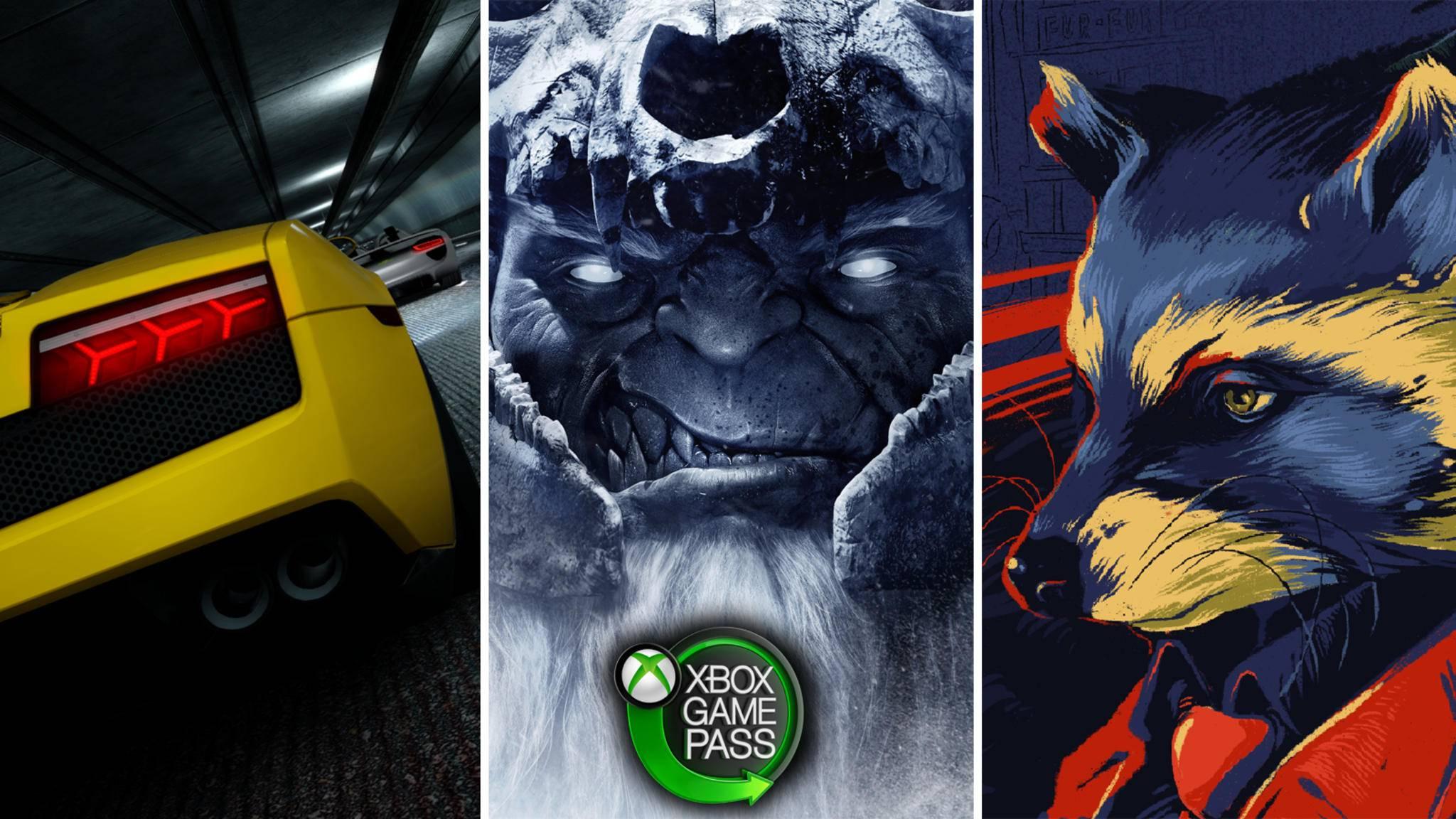 Xbox Game Pass Juni