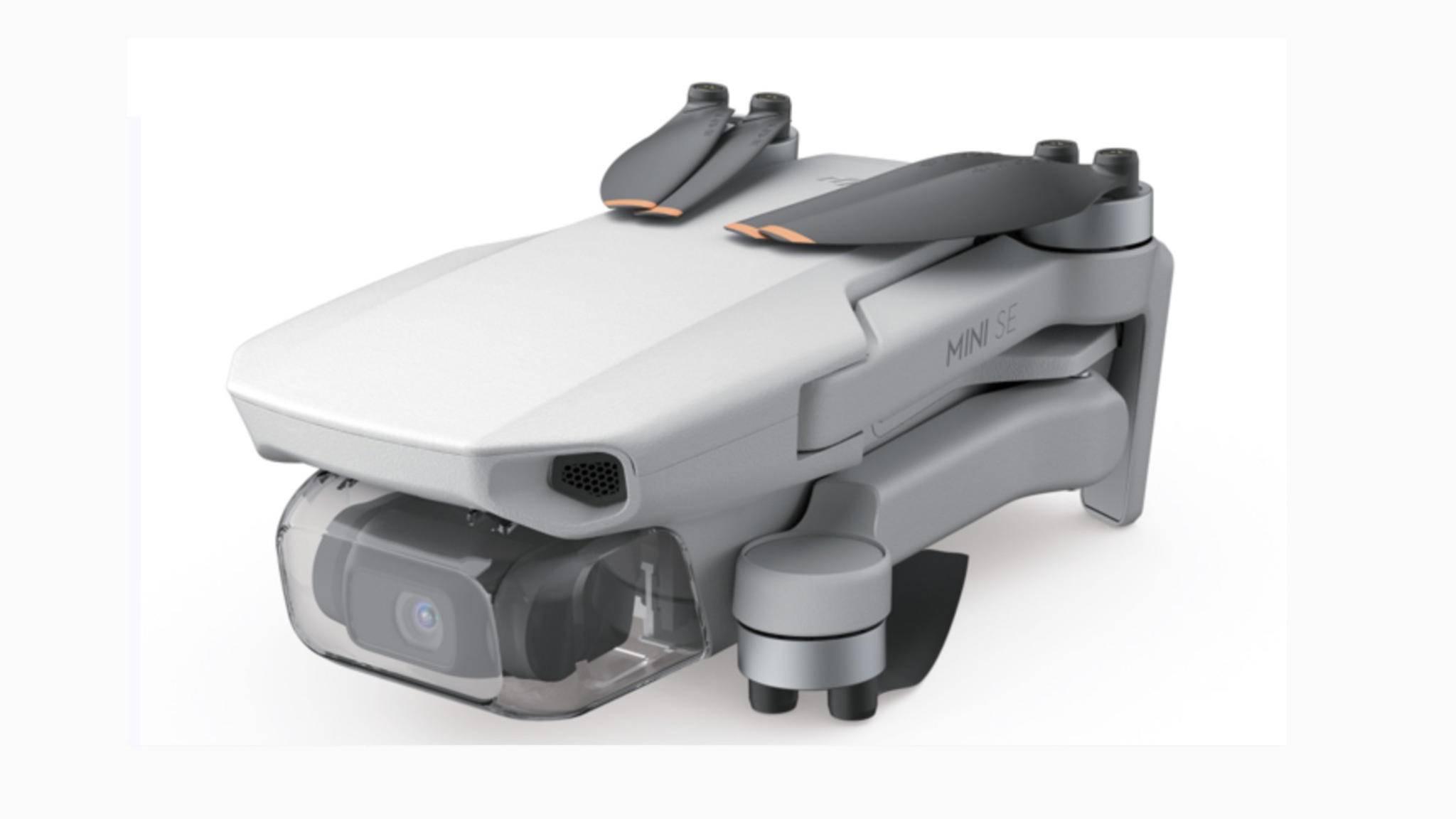 Die neue DJI Mini SE soll sich technisch im Grunde kaum von der DJI Mavic Mini unterscheiden.