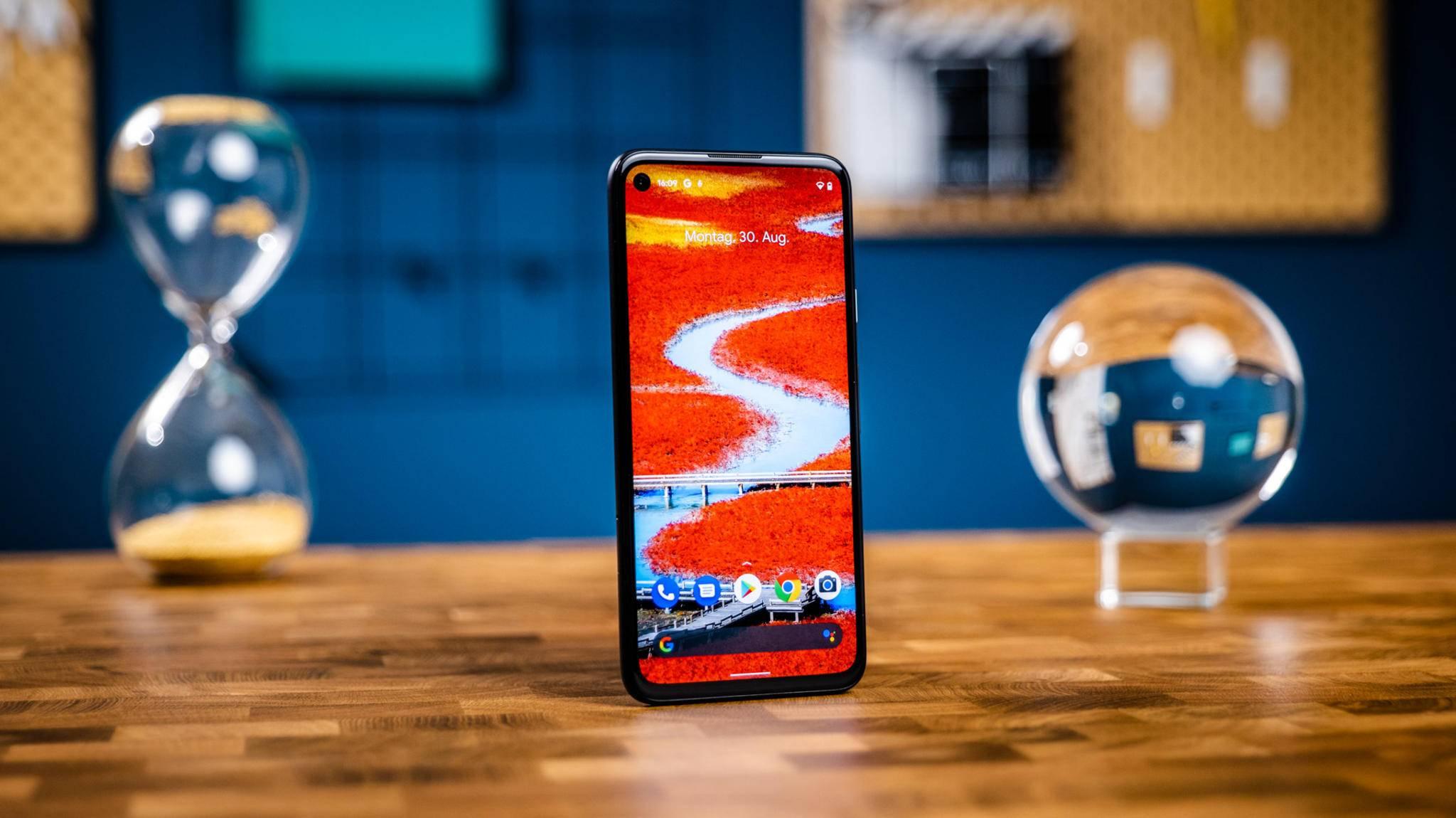 Das Google Pixel 4a bringt alles mit, was ein tolles Smartphone ausmacht.