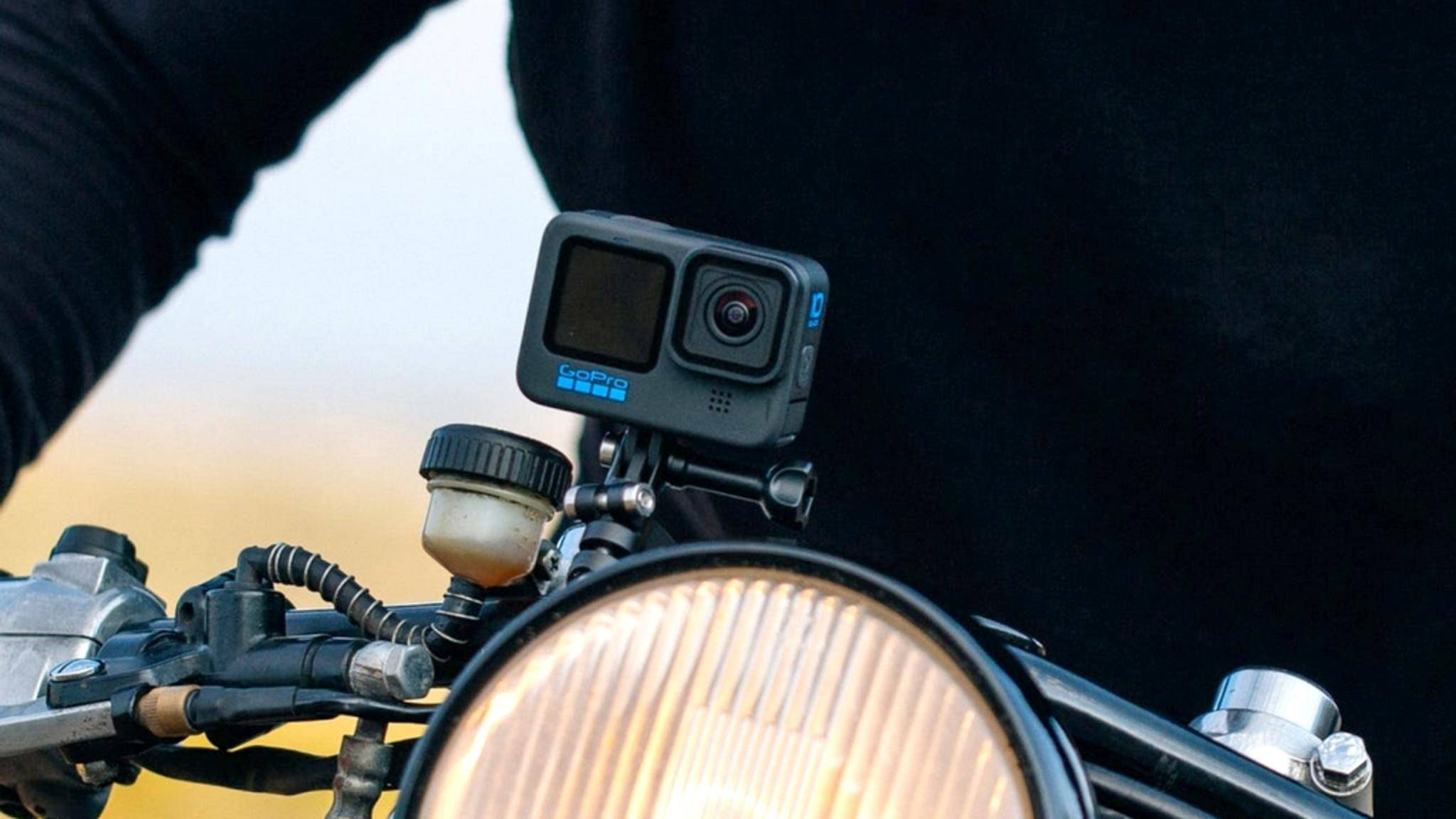 Die GoPro Hero 10: Bessere Bilder dank mehr Rechenpower.