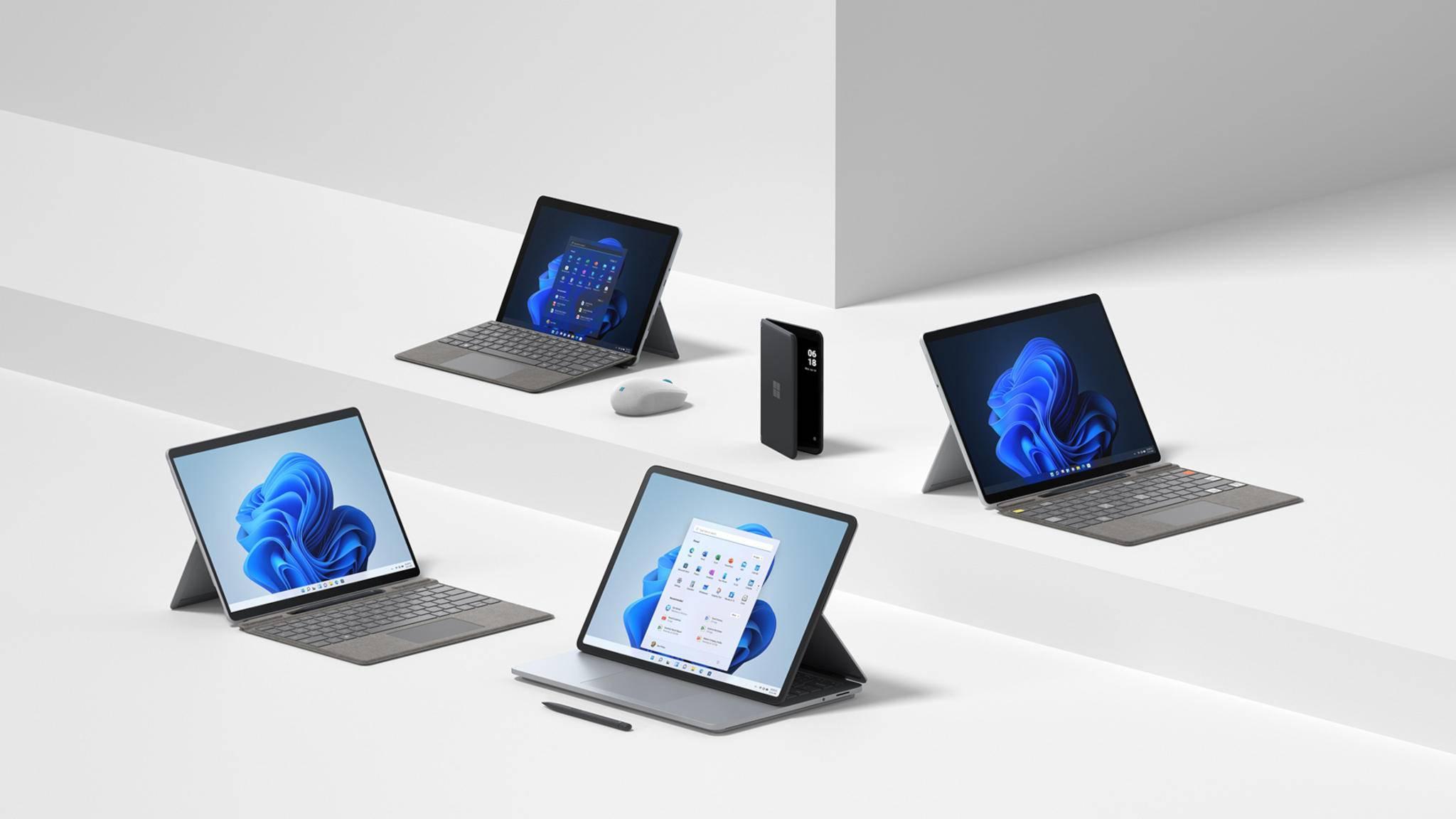 Surface-pro-duo-studio-familie