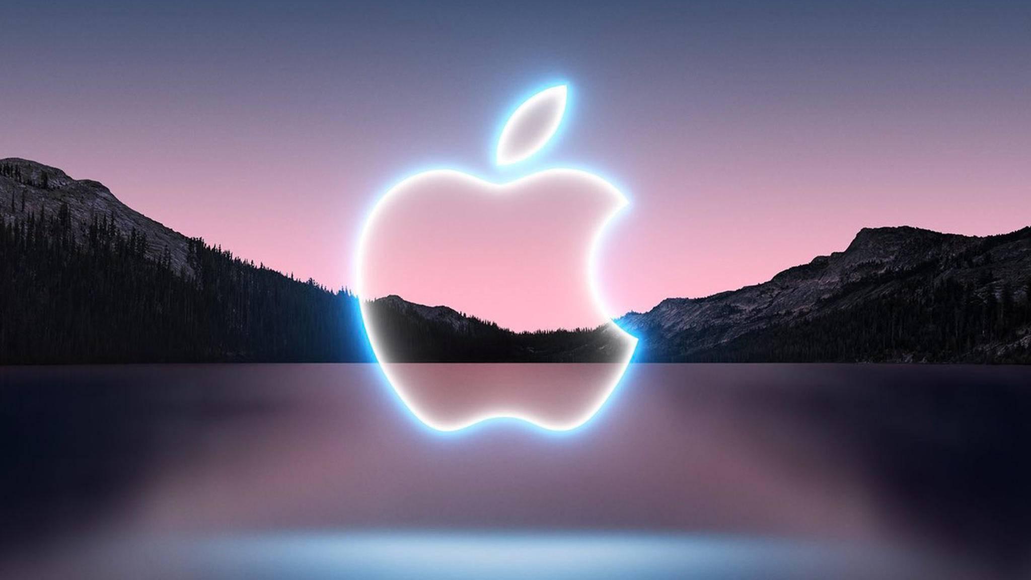 Jetzt hat Apple den Termin für die iPhone-13-Vorstellung bekannt gegeben.
