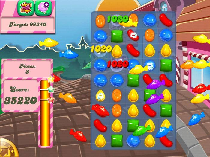 Wem Candy Crush Saga zu schwer ist, der kann per Cheat an weitere Leben kommen
