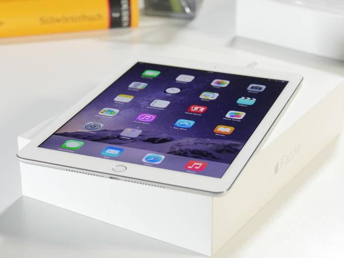 Für das iPad Air 2 gibt es zahlreiche Must-Have-Apps.