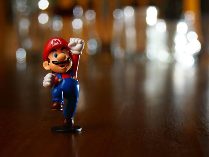 Super Mario ist einer der bekanntesten Spiele-Helden der Welt.