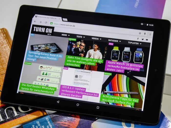 Google will Surfen auf Tablets und Smartphones schneller machen.