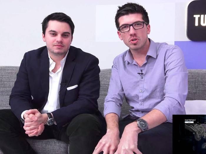 Alex und Dima testen, was GTA 5 für Next-Gen-Konsolen drauf hat.