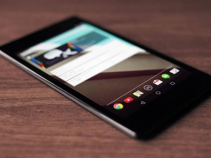 Schon kurz nach Android 5.0 soll Version 5.0.2 auf dem Nexus 7 einziehen.