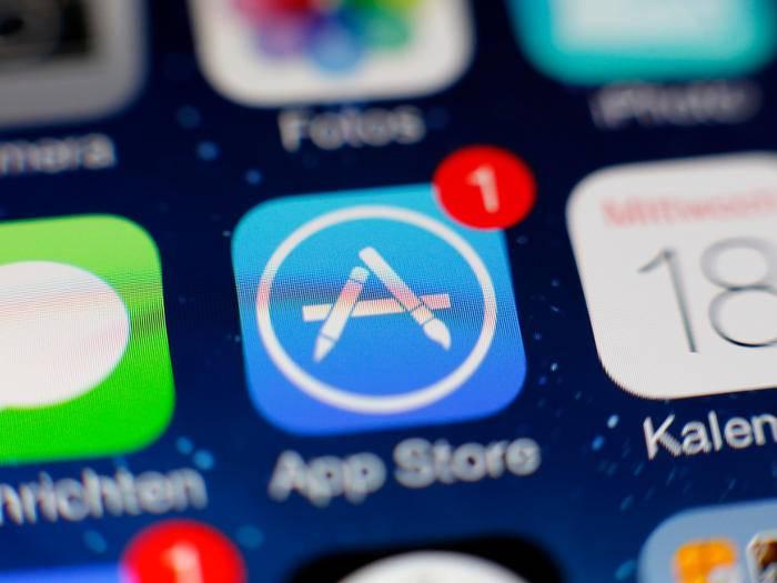 Bei zu wenig Speicher löscht iOS 9 temporär bestimmte Apps.